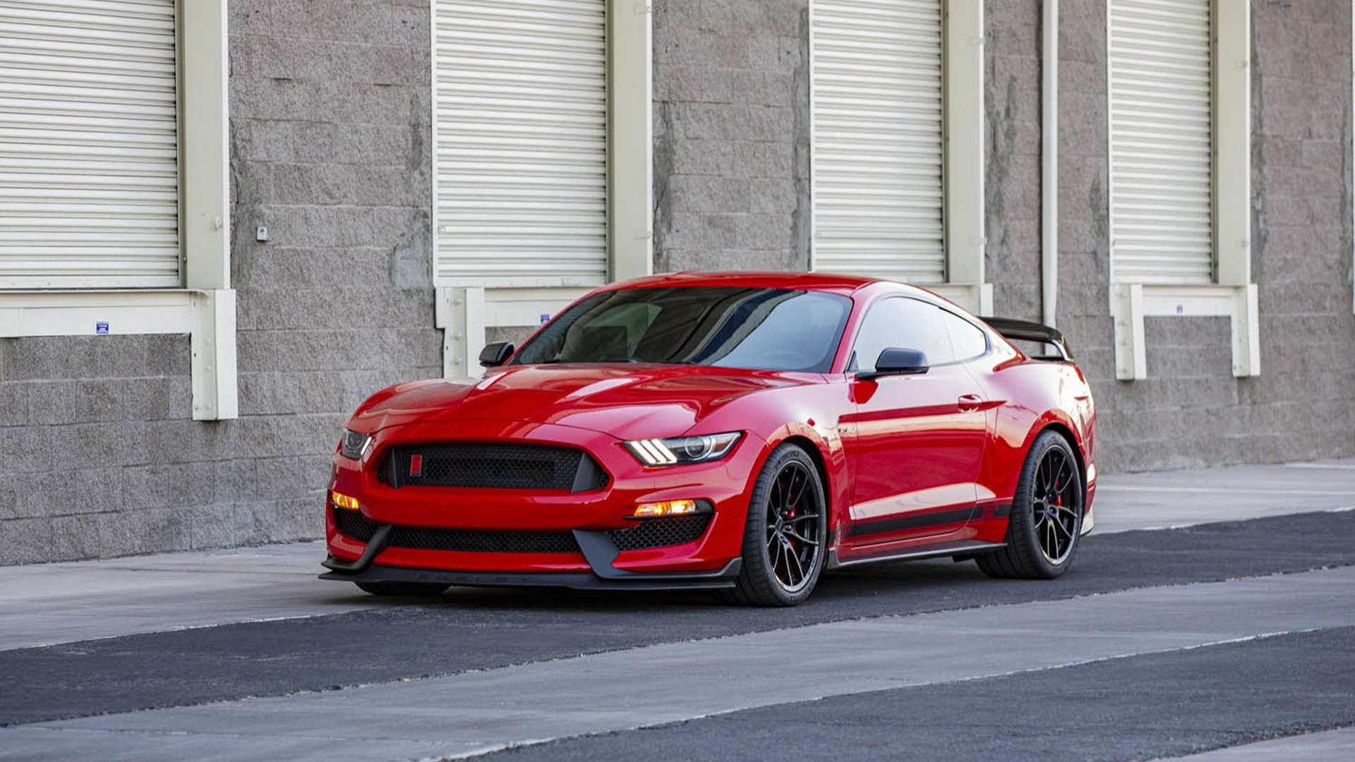 2020 Ford Shelby GT350SE