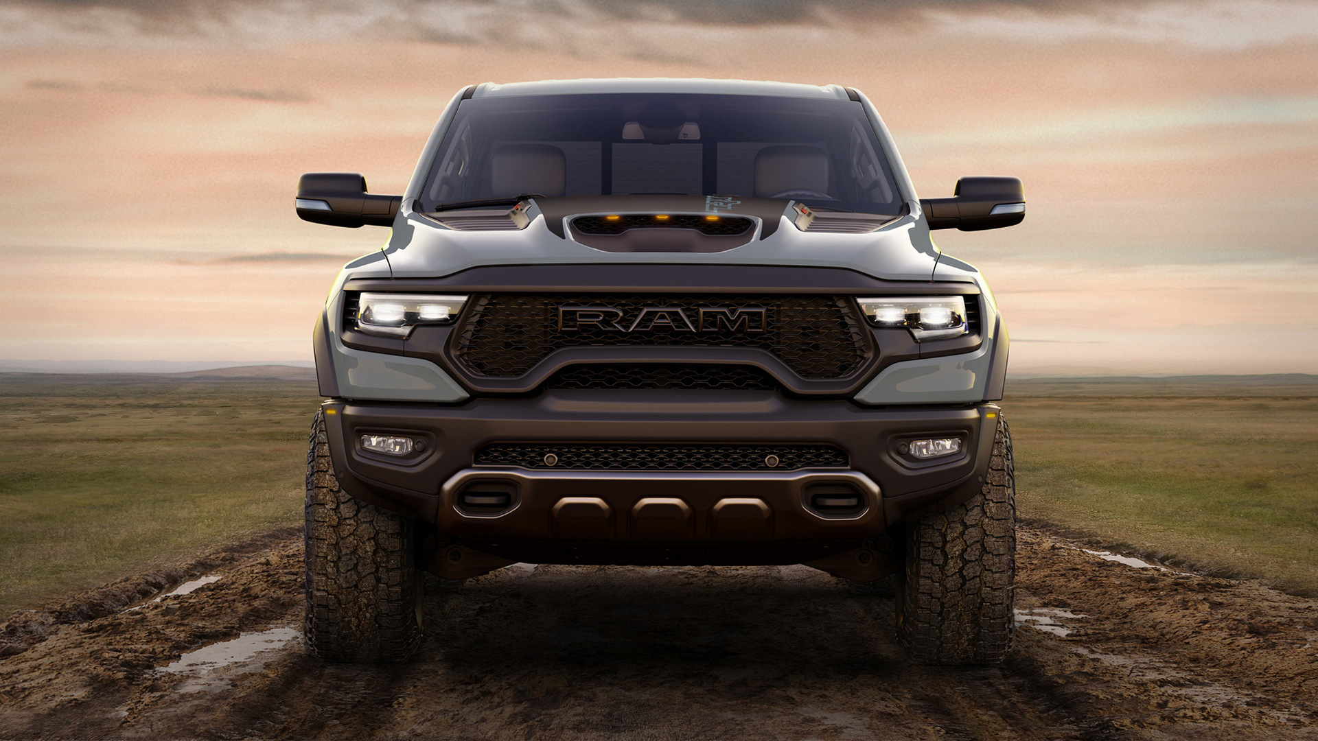 2021 Ram 1500 TRX Launch Edition