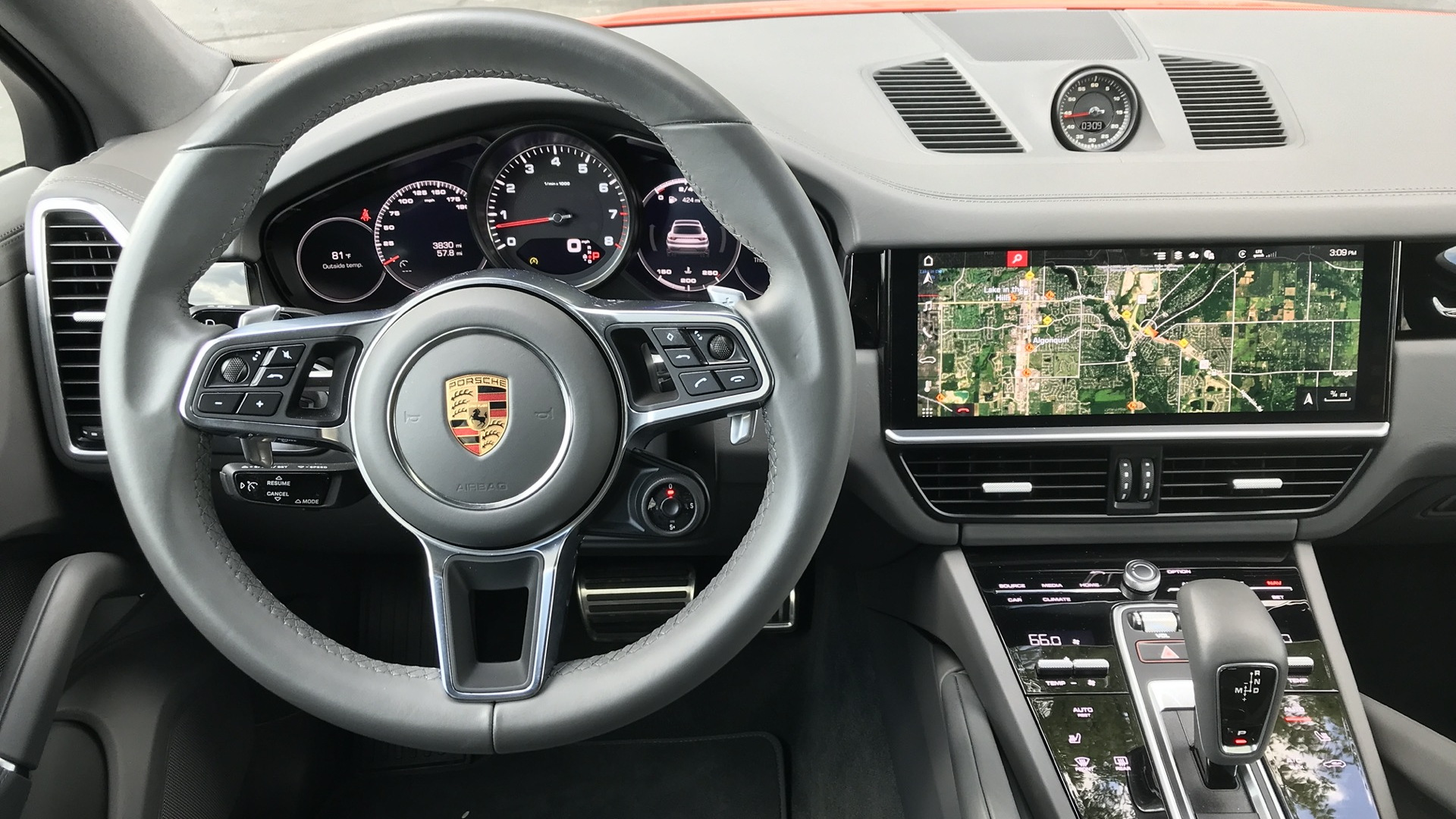 2020 Porsche Cayenne Coupe S