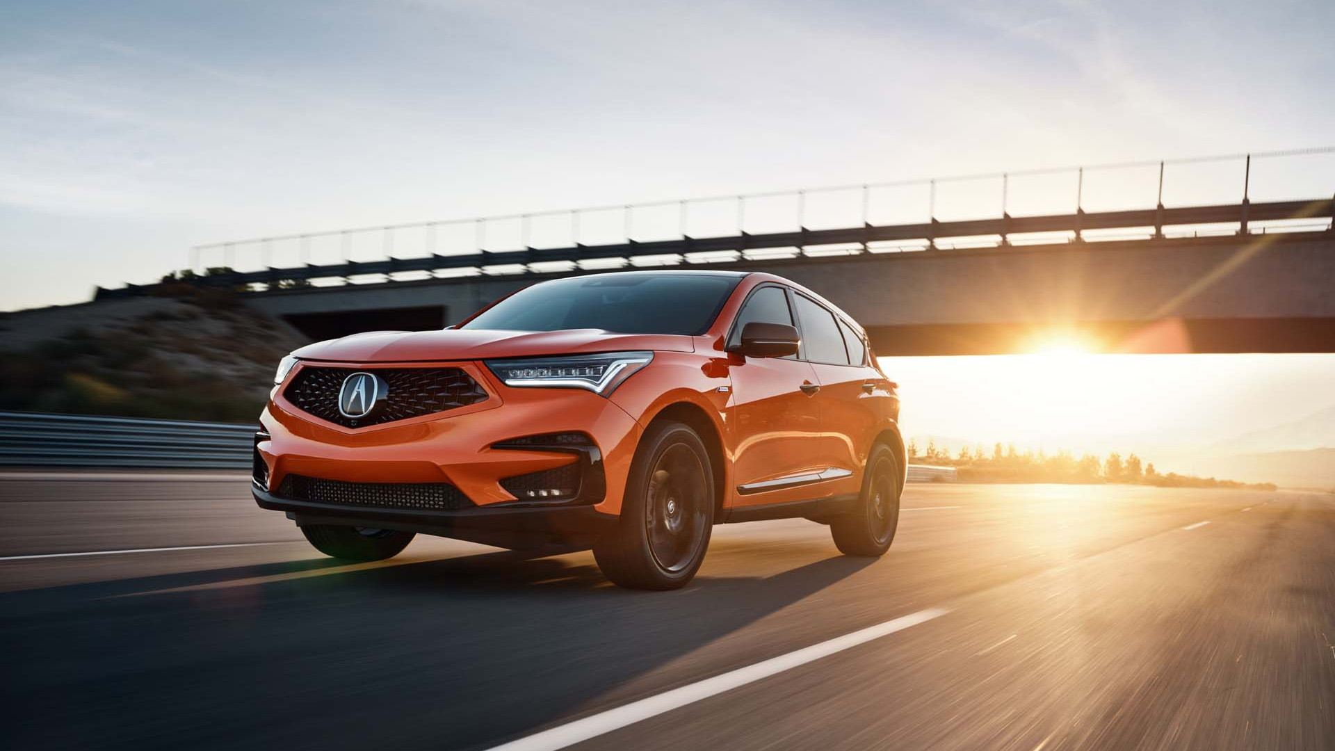 2021 Acura Rdx Pmc Edition Arrives With Nsx S Thermal Orange Paint 52 995 Price Tag