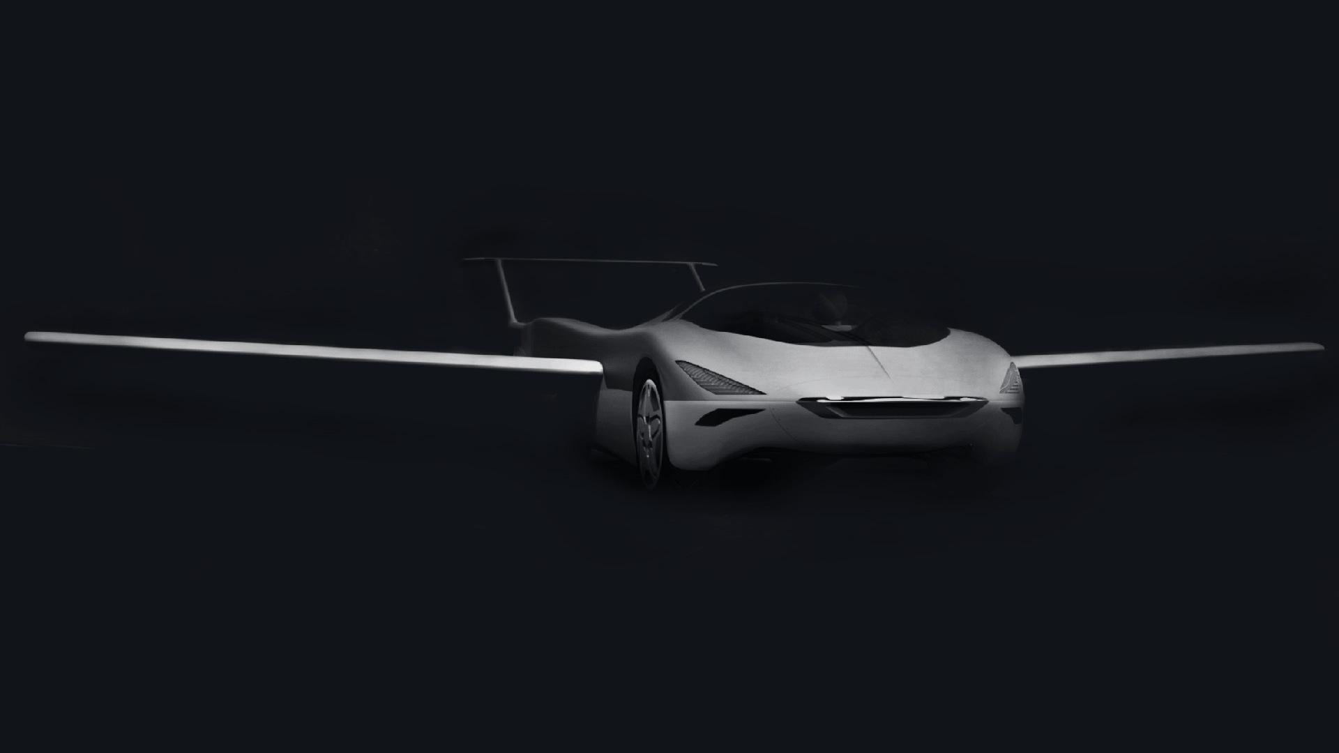 Klein Vision Air Car