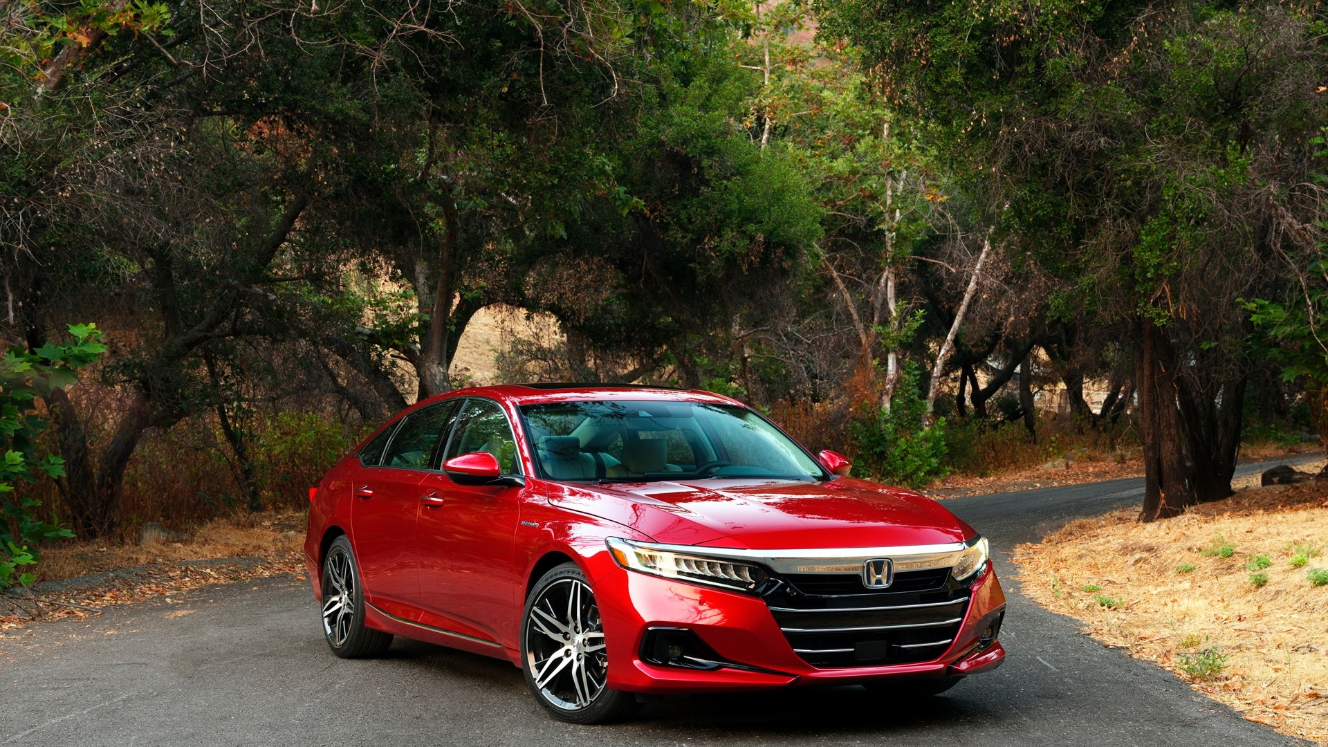 2021 honda accord hybrid 48mpg sedan goes quicker gets