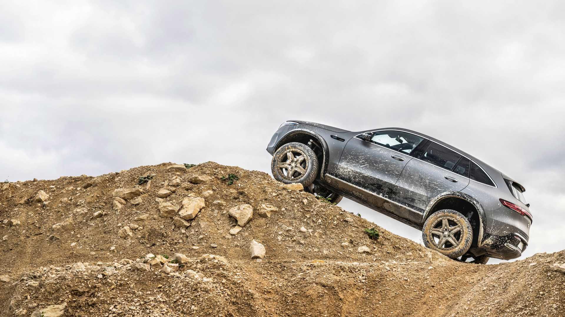 Mercedes-Benz EQC 400 4x4 Squared