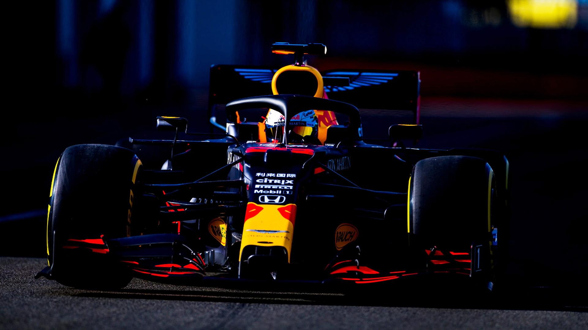 2020 Red Bull Racing RB16 Formula One car