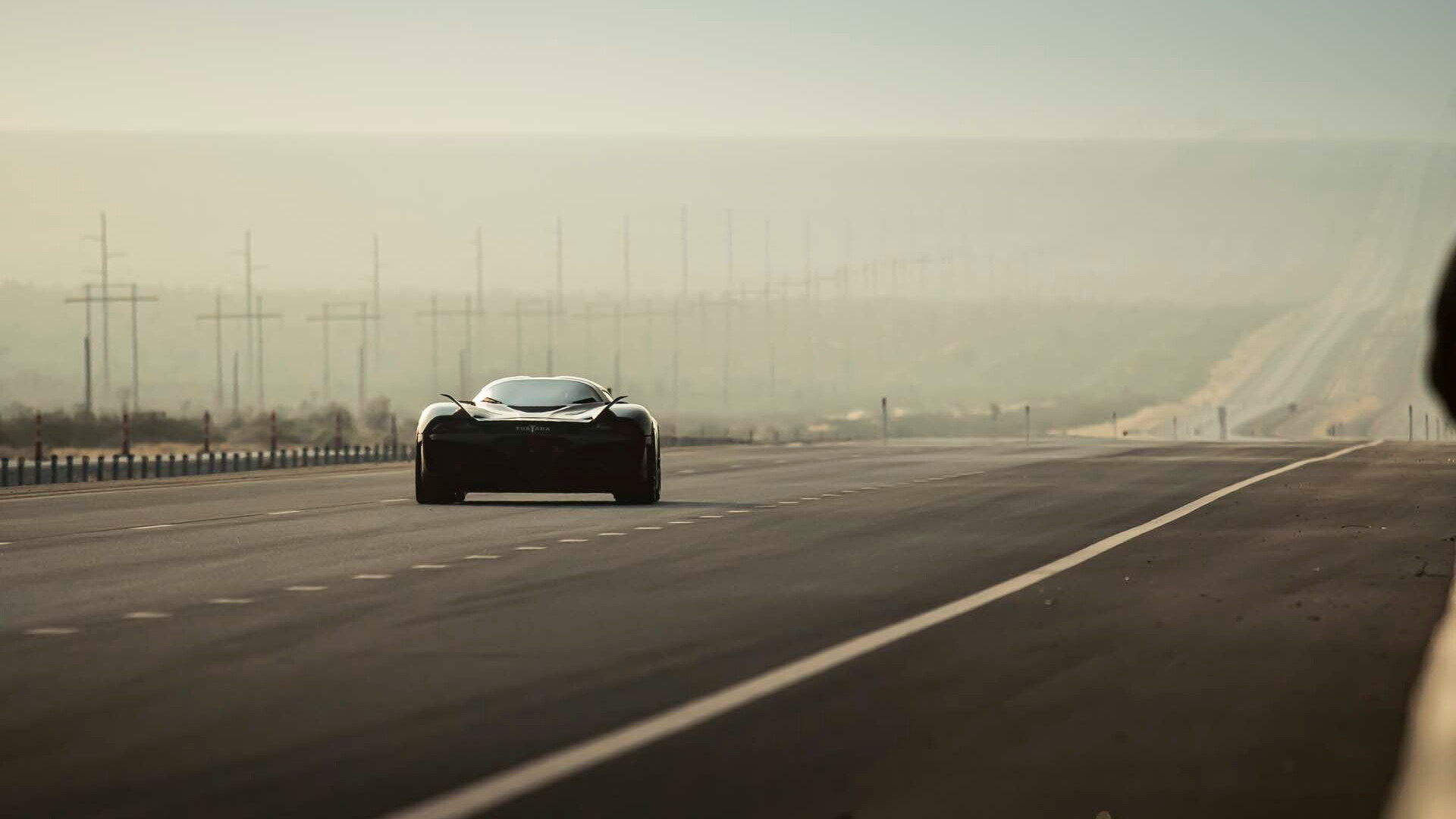 SSC Tuatara record run
