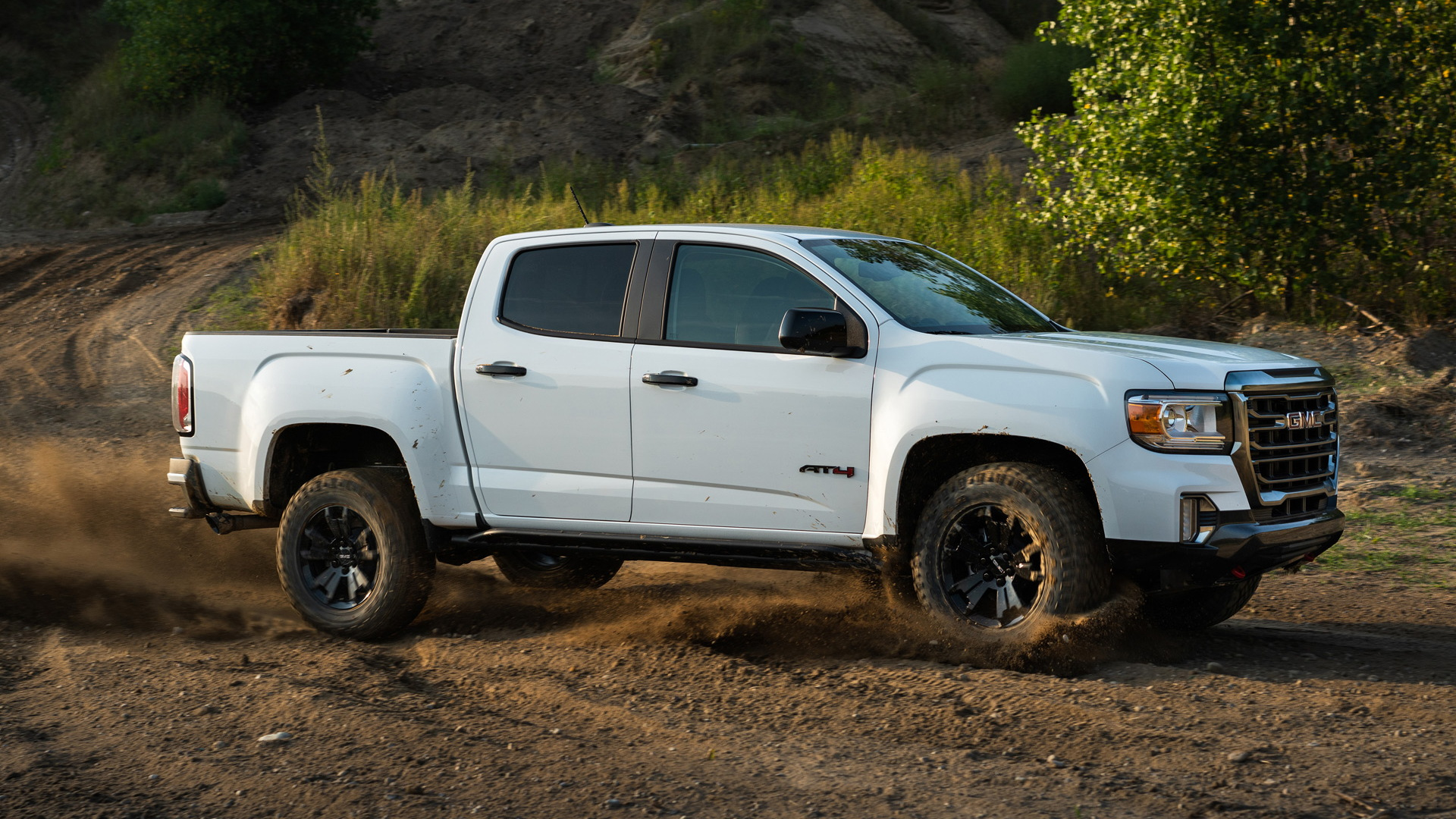2021 GMC Canyon AT4 Off-Road Performance Edition