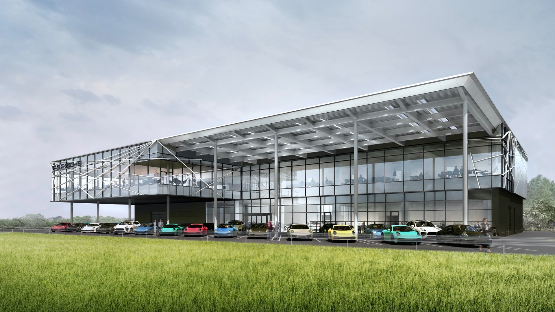 Porsche Experience Center Tokyo