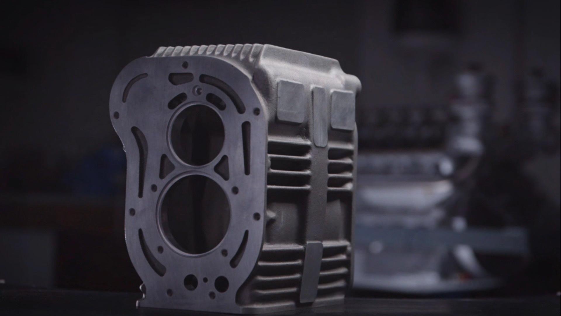 GTO Engineering reproduction Ferrari parts