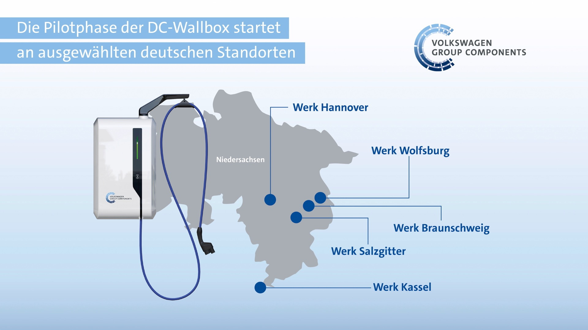 Volkswagen bi-directional charging pilot program
