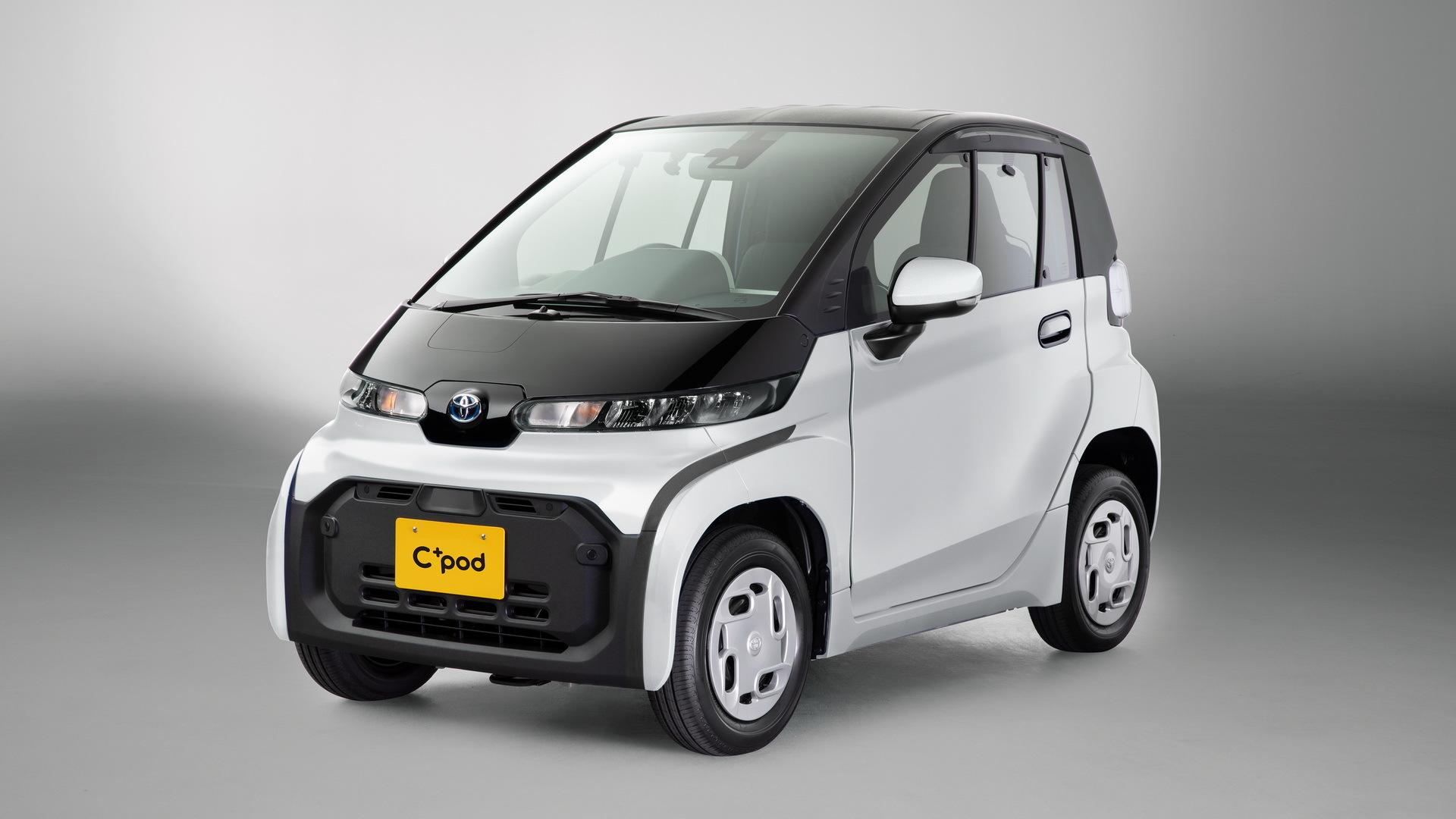 2021 Toyota C+Pod