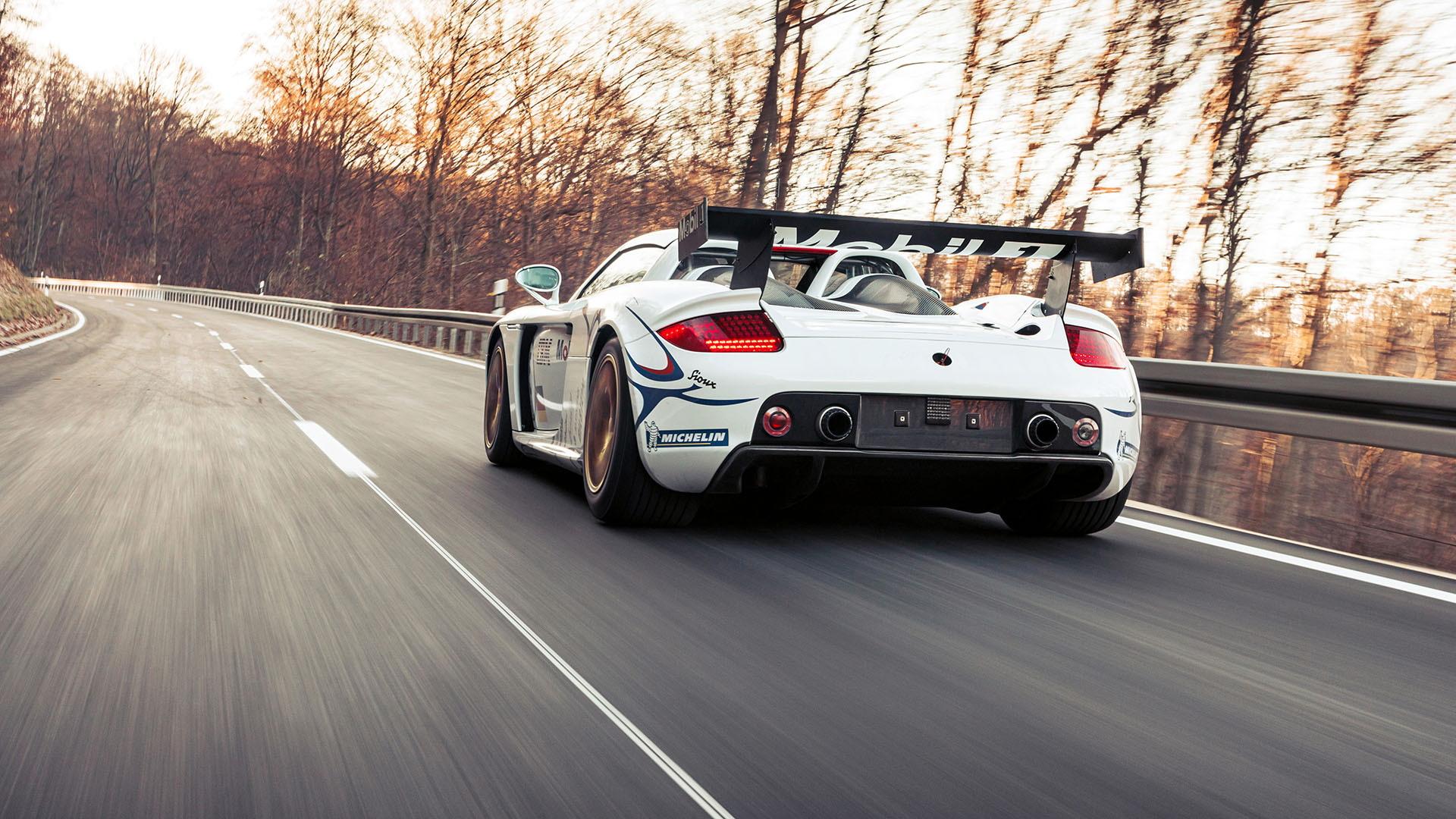 Porsche Carrera GT-R by GPR Racing