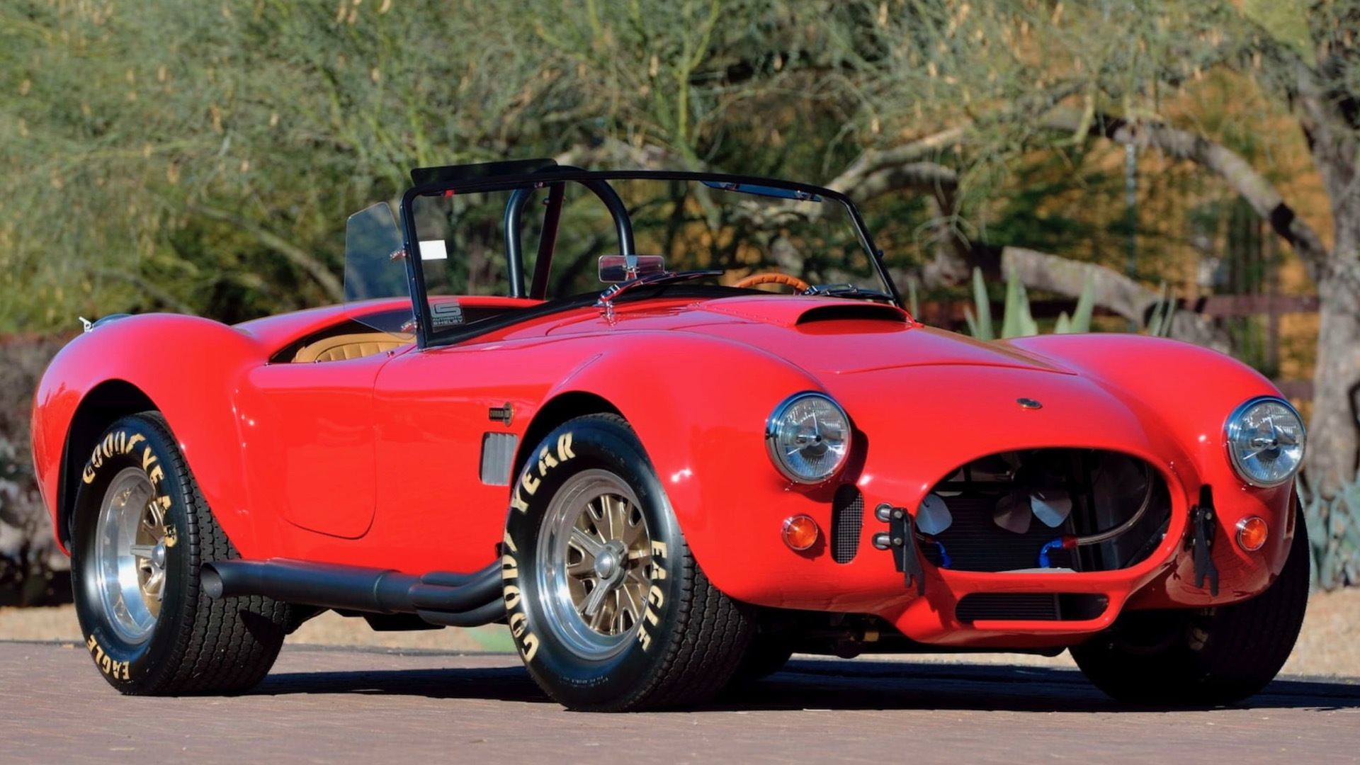 Shelby Cobra 427 FAM owned by Paul Walker (Photo by Mecum Auctions)