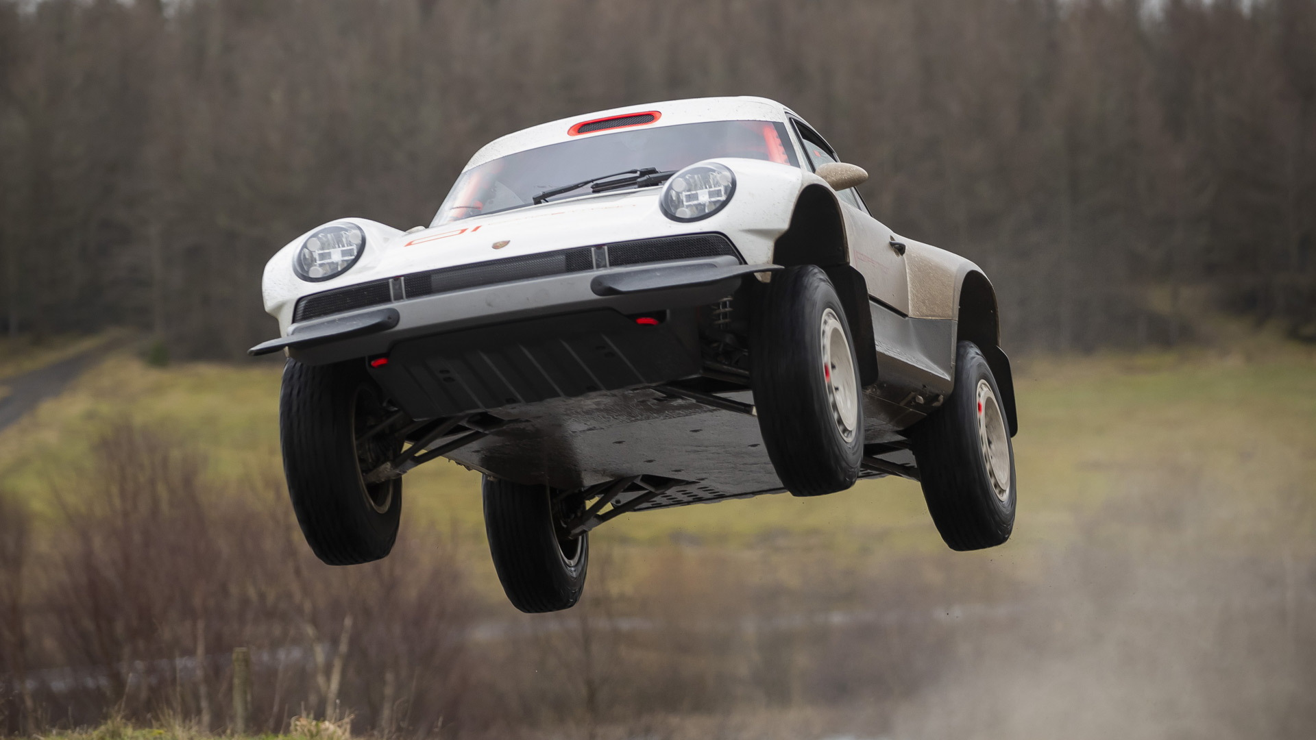 Singer All-Terrain Competition Study (ACS)