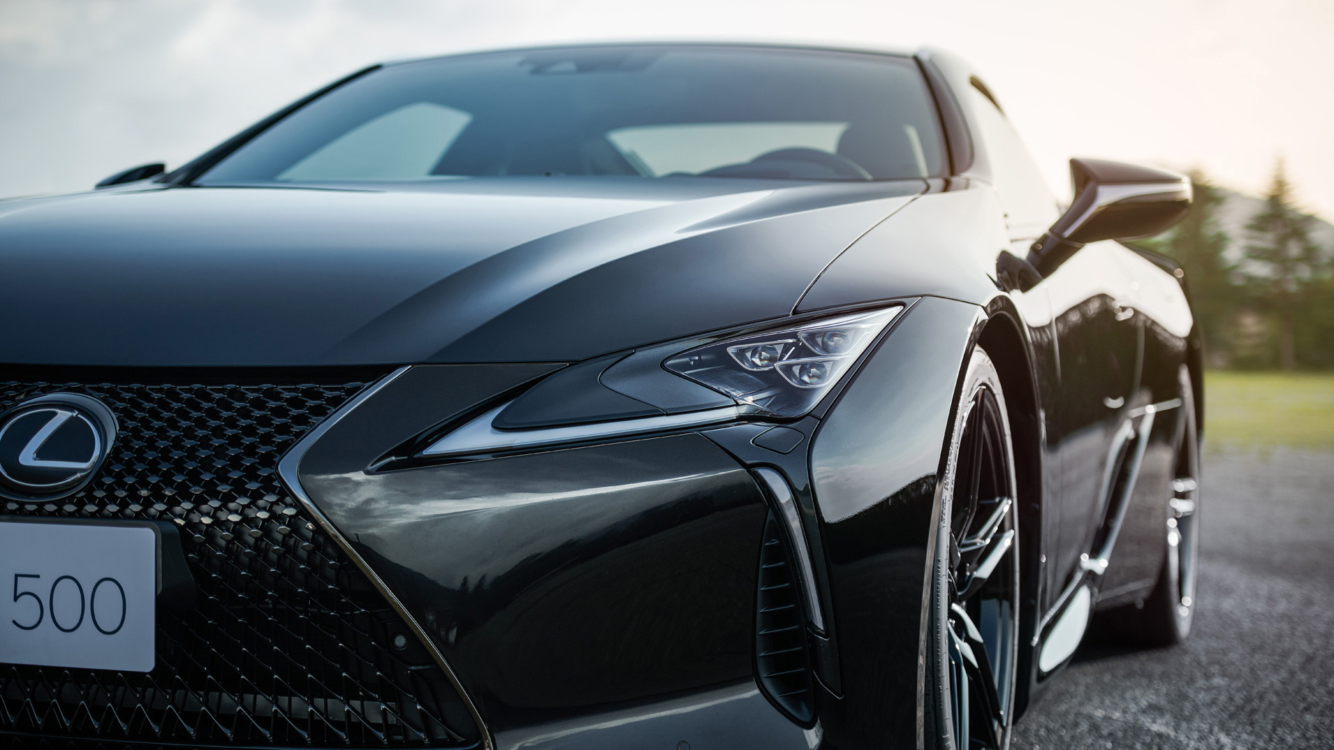 2021 Lexus LC Inspiration Series