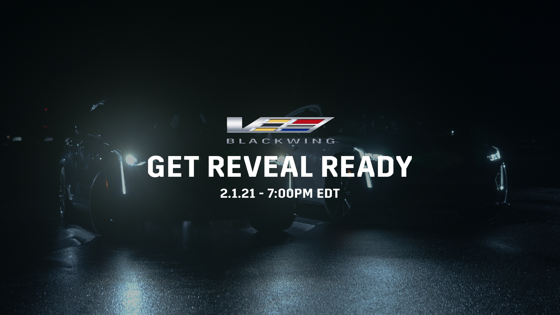 Cadillac Blackwing reveal