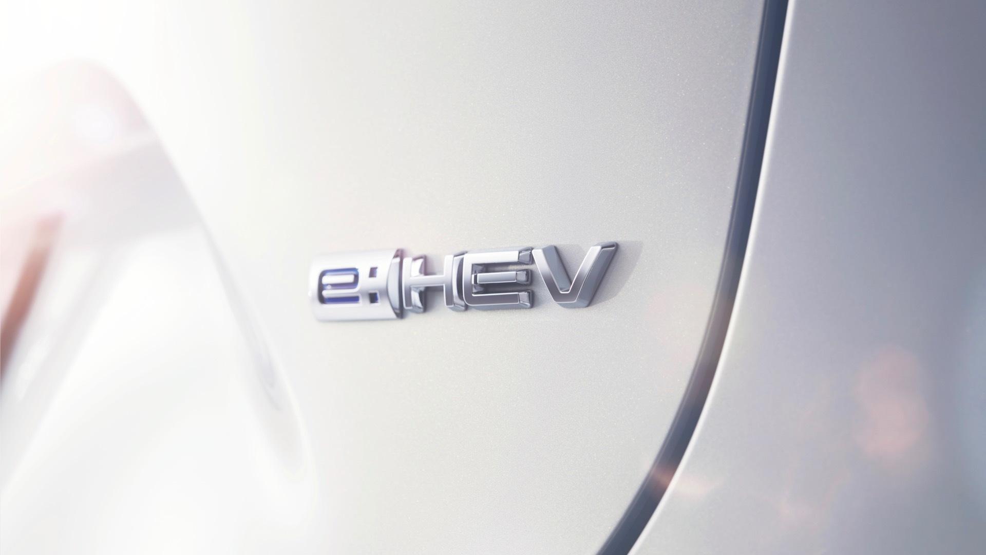 Honda HR-V Hybrid teaser
