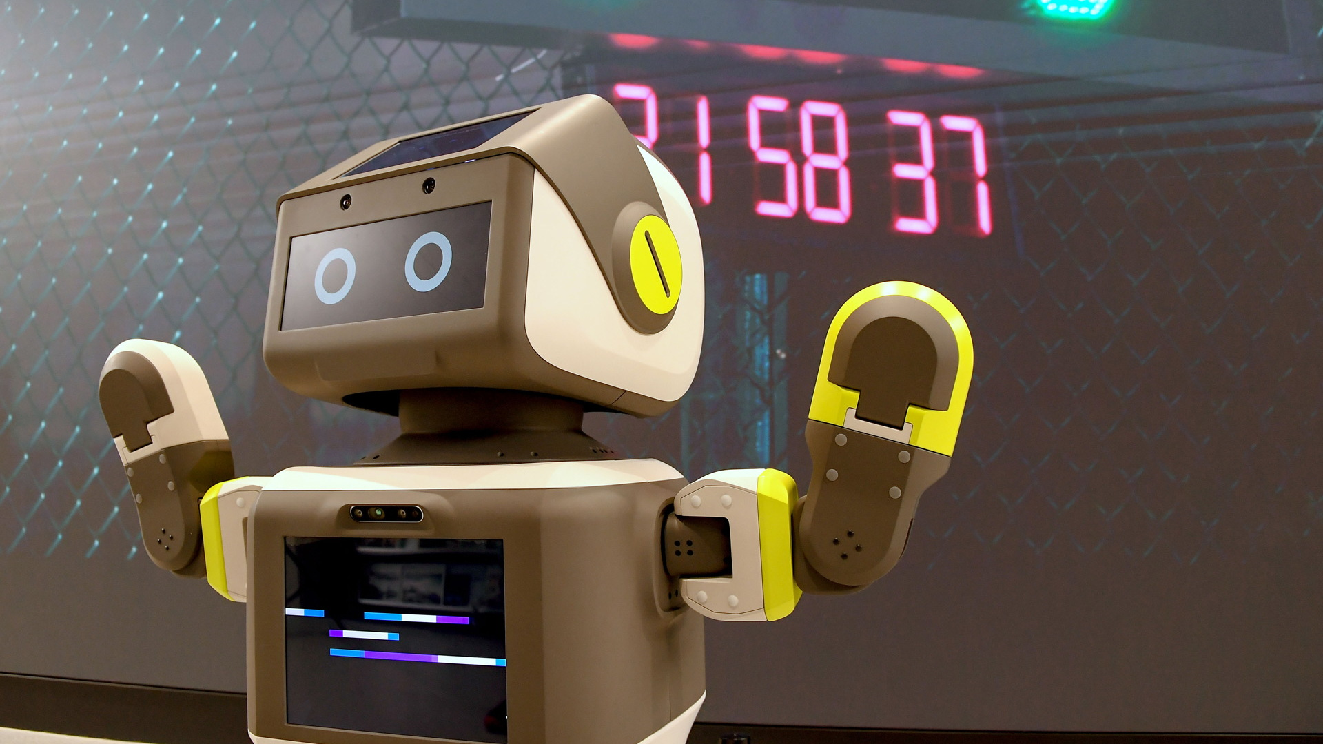 Hyundai Motor Group DAL-e robot assistant