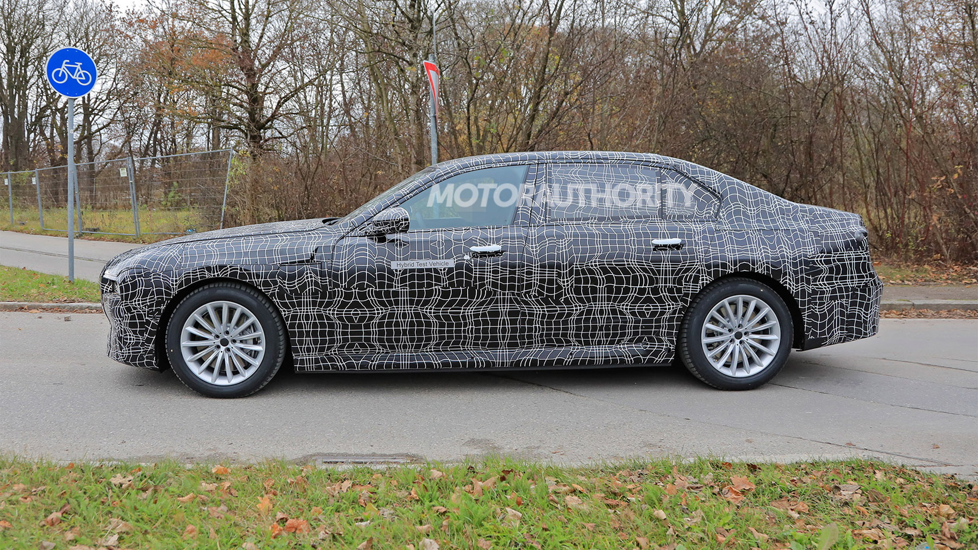 2023 BMW 7-Series spy shots - Photo credit: S. Baldauf/SB-Medien