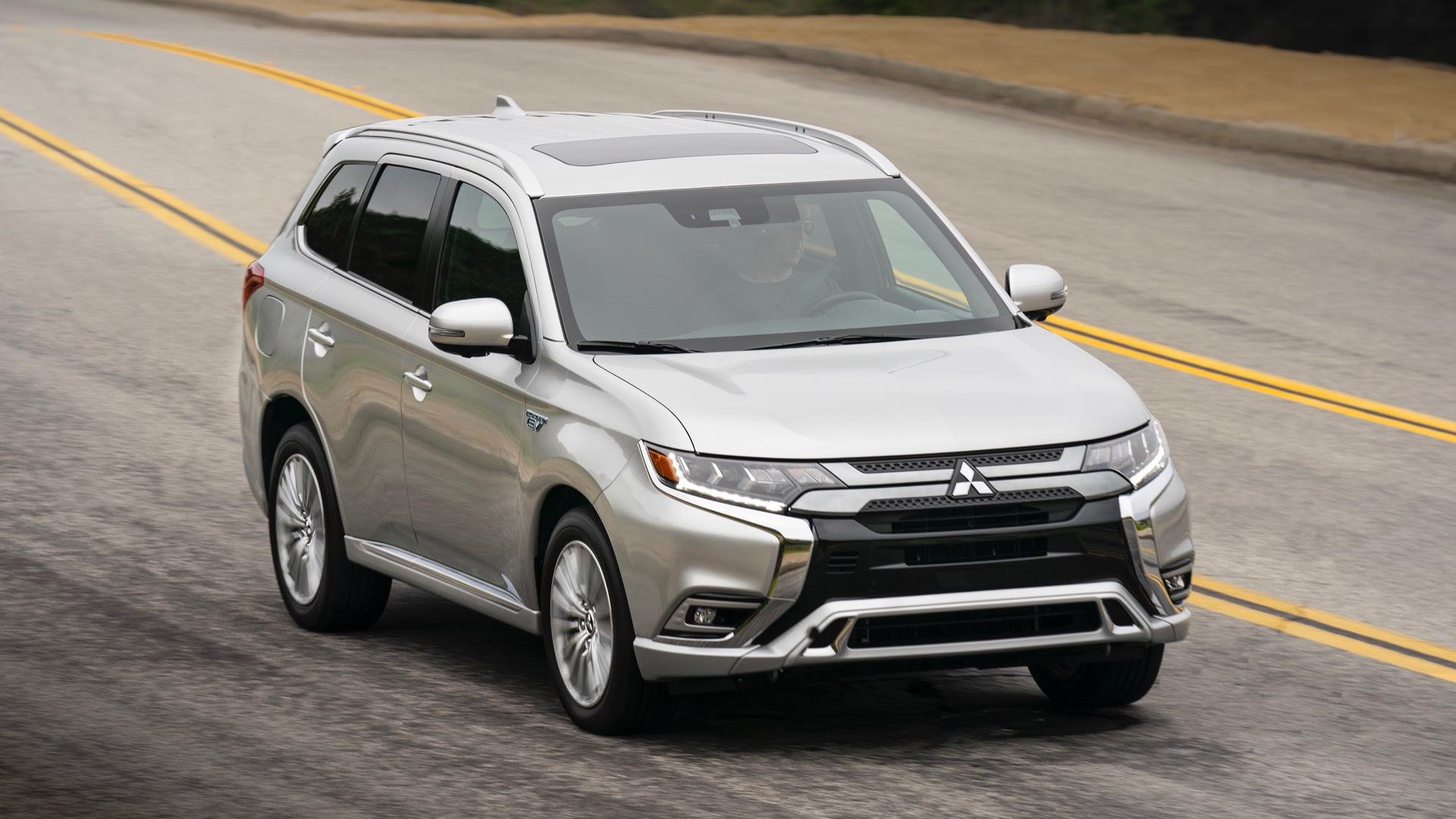2021 Mitsubishi Outlander Plug-In Hybrid