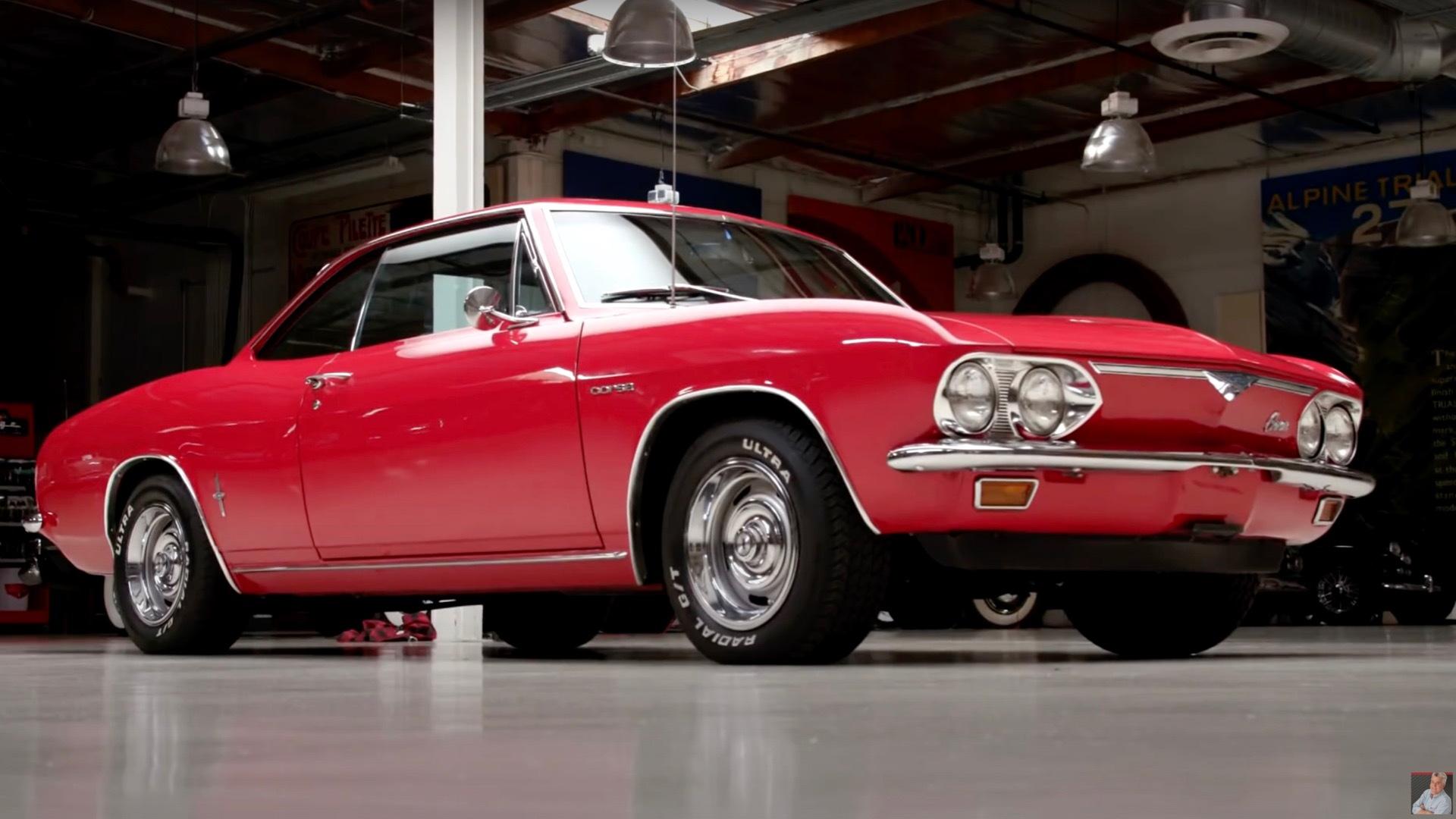 1966 Chevrolet Corsair on Jay Leno's Garage