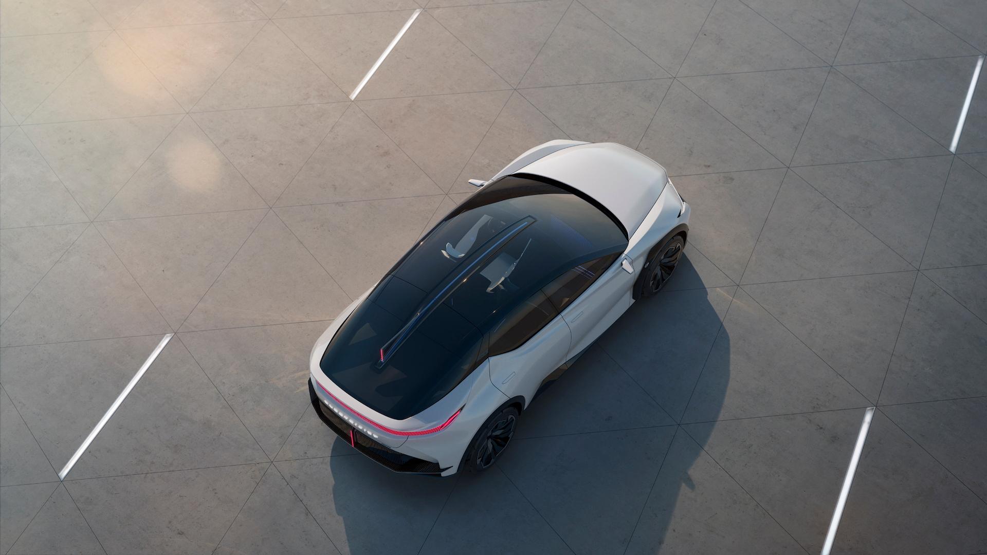 Lexus LF-Z Electrified concept