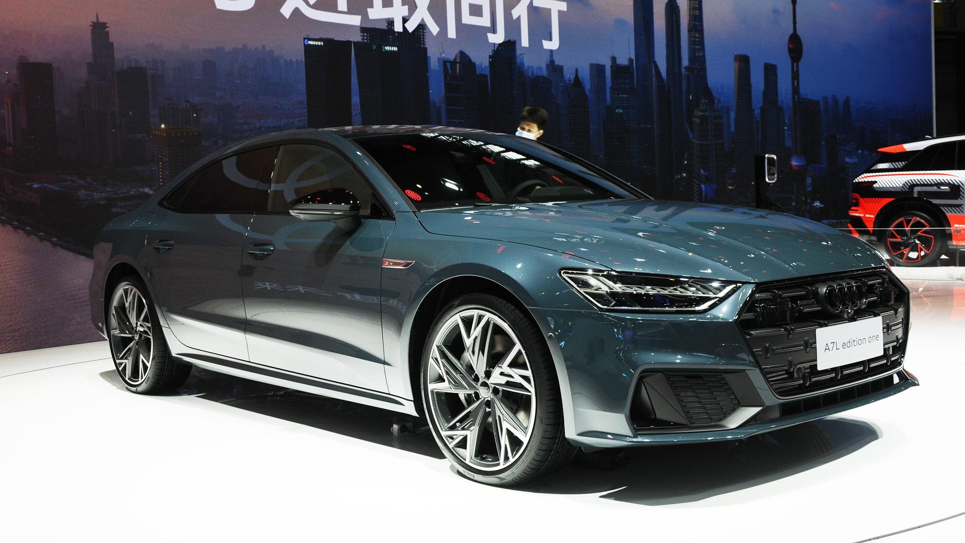 2021 Audi A7L