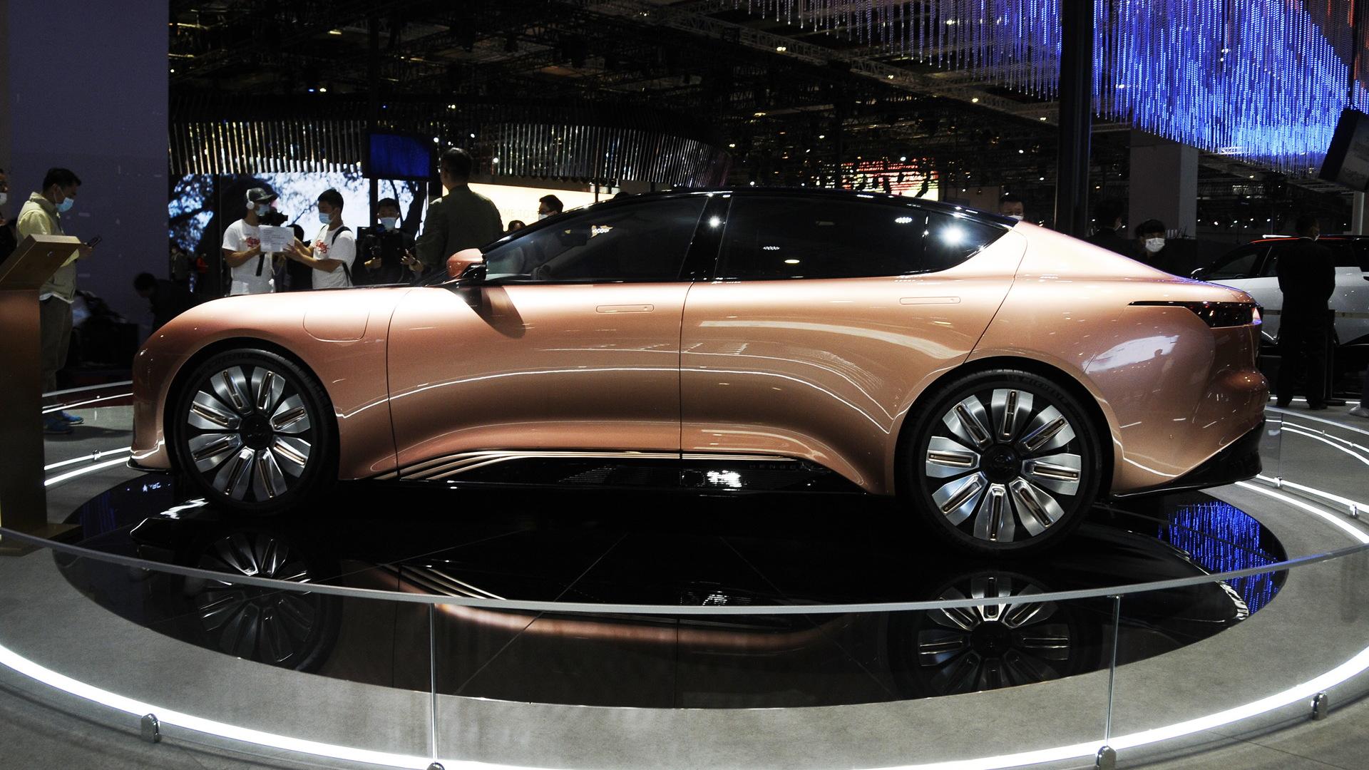 Hengchi 1 - 2021 Shanghai auto show