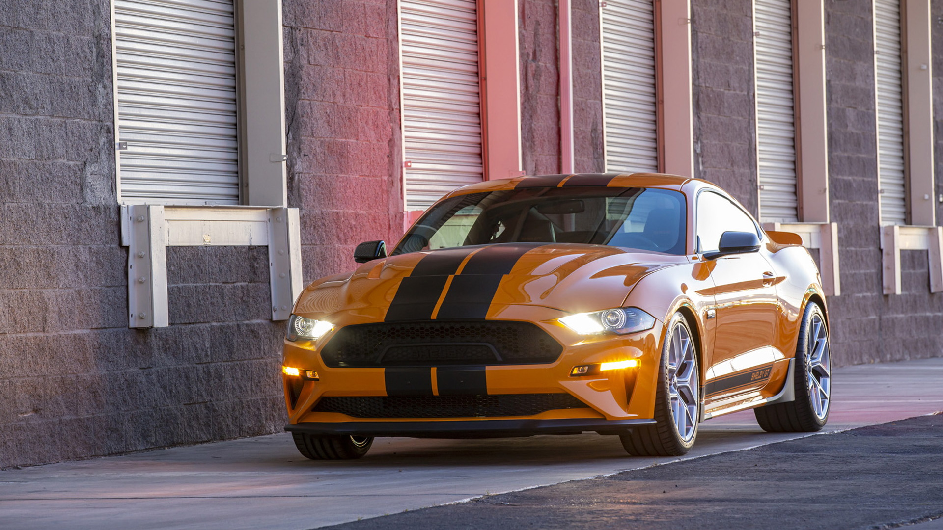 2021 Ford Shelby GT