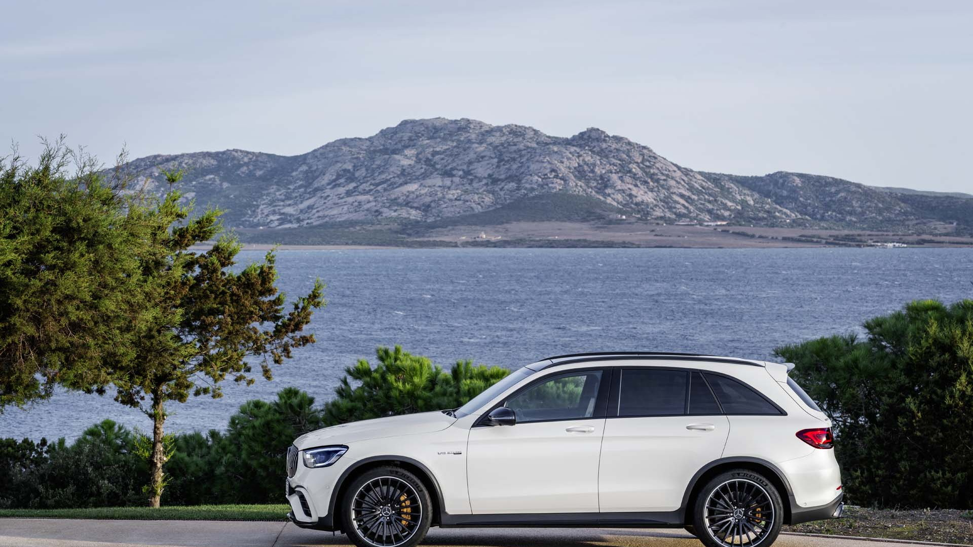 2022 Mercedes-Benz AMG GLC63 S