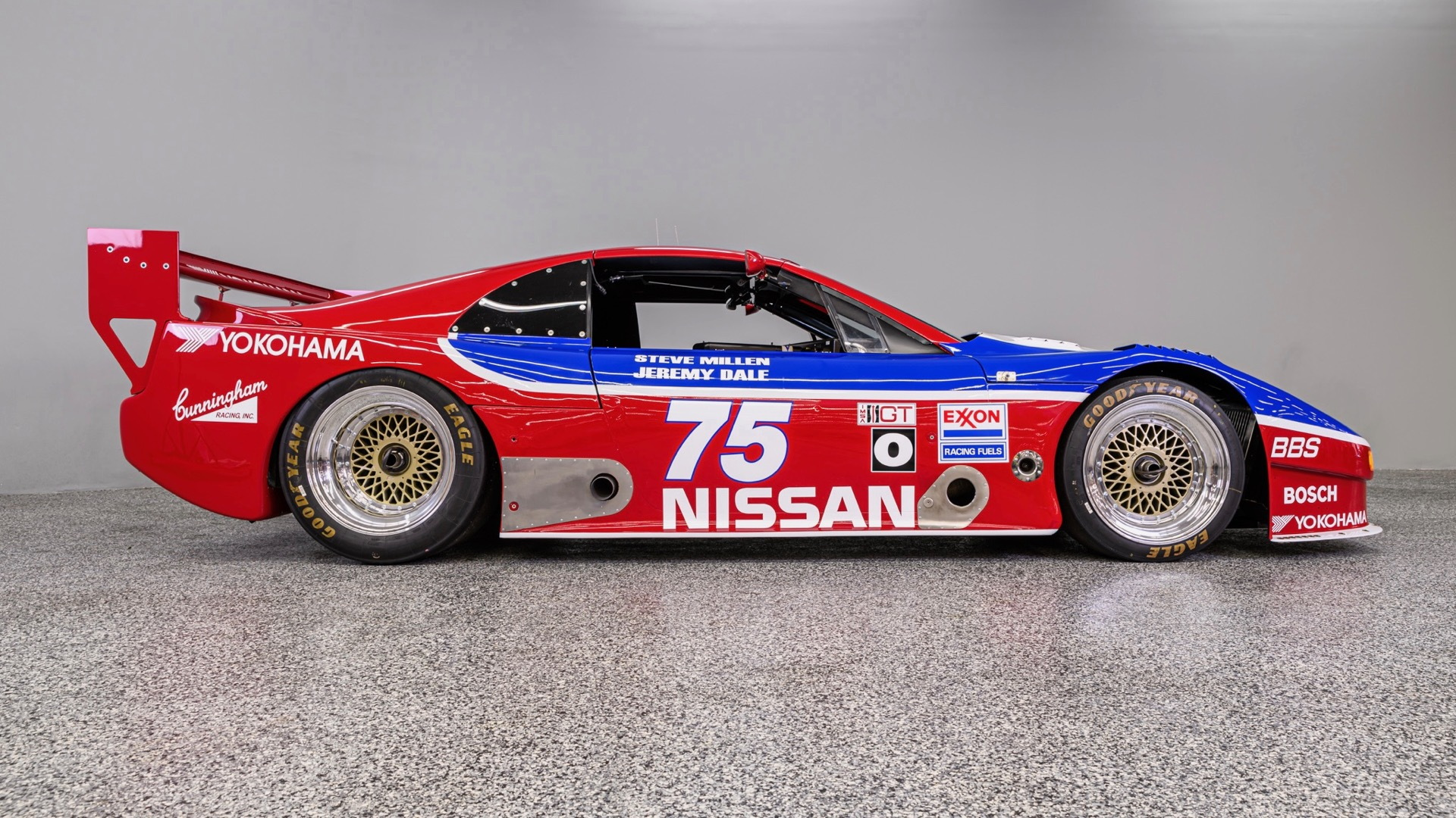 1990 Nissan 300ZX Twin Turbo IMSA GTO race car (Photo by Bring a Trailer)