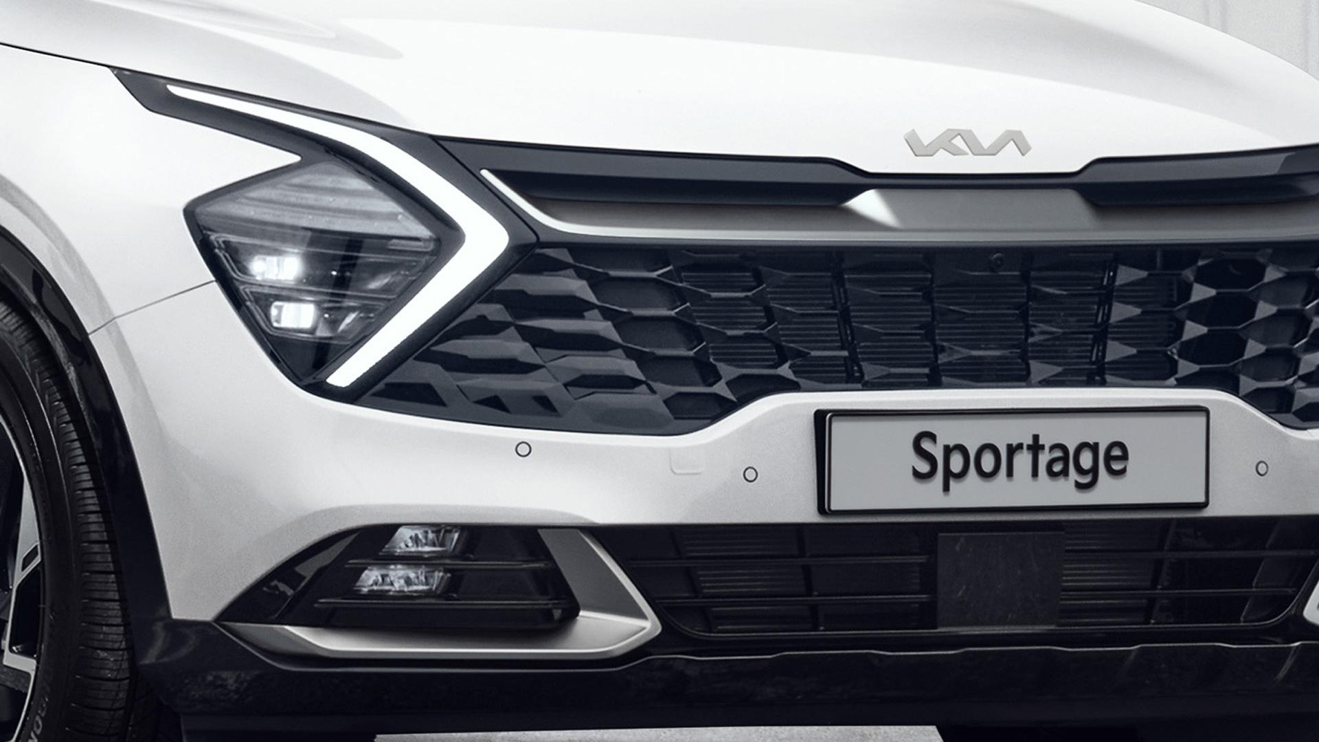 2023 Kia Sportage (European spec)