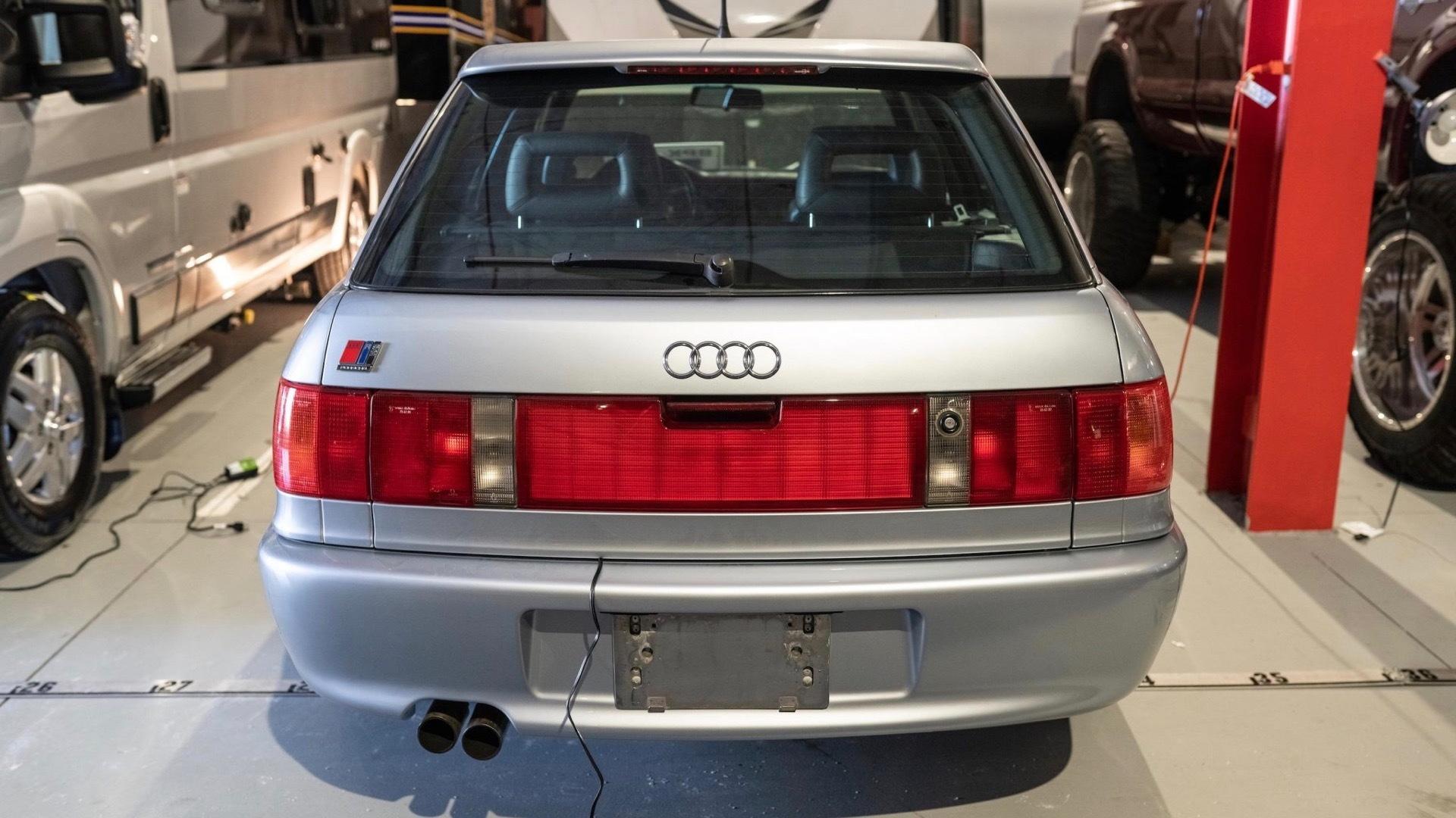 1994 Audi RS 2 Avant (photo via Bring a Trailer)