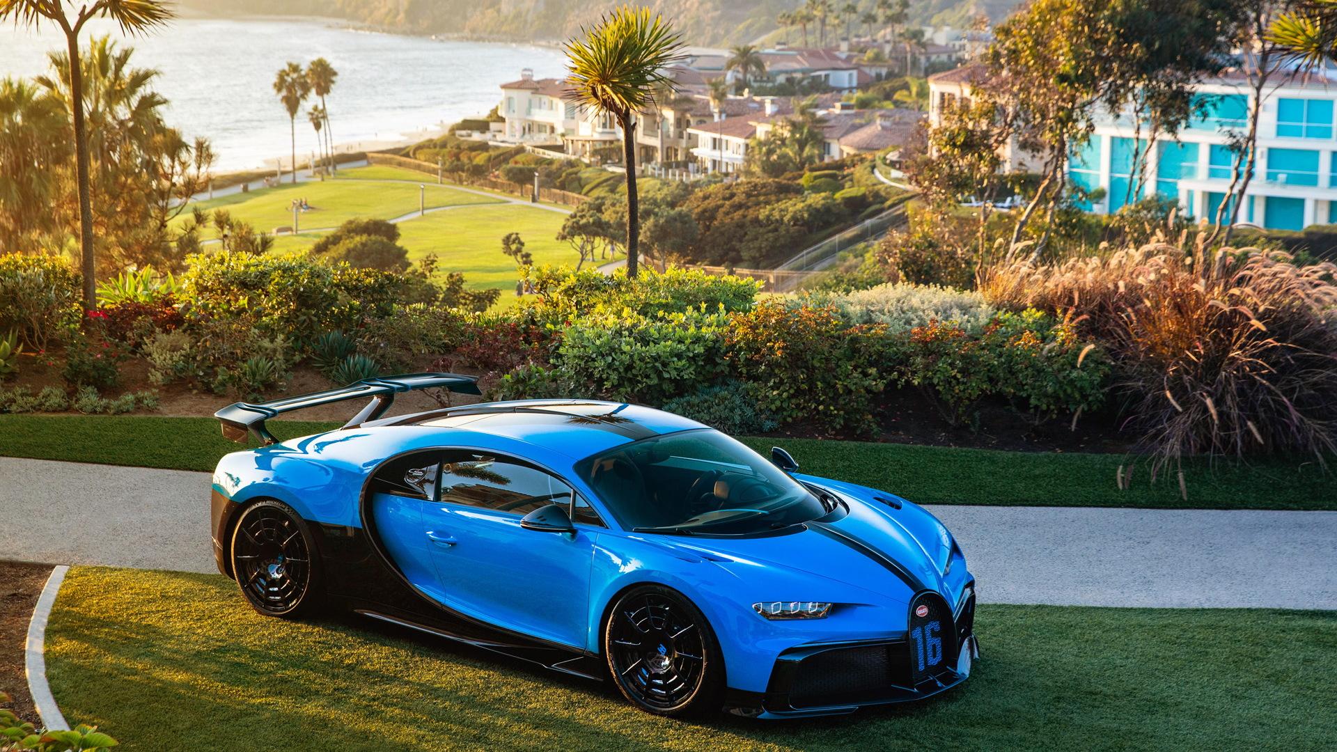 Bugatti Chiron Chiron Pur Sport