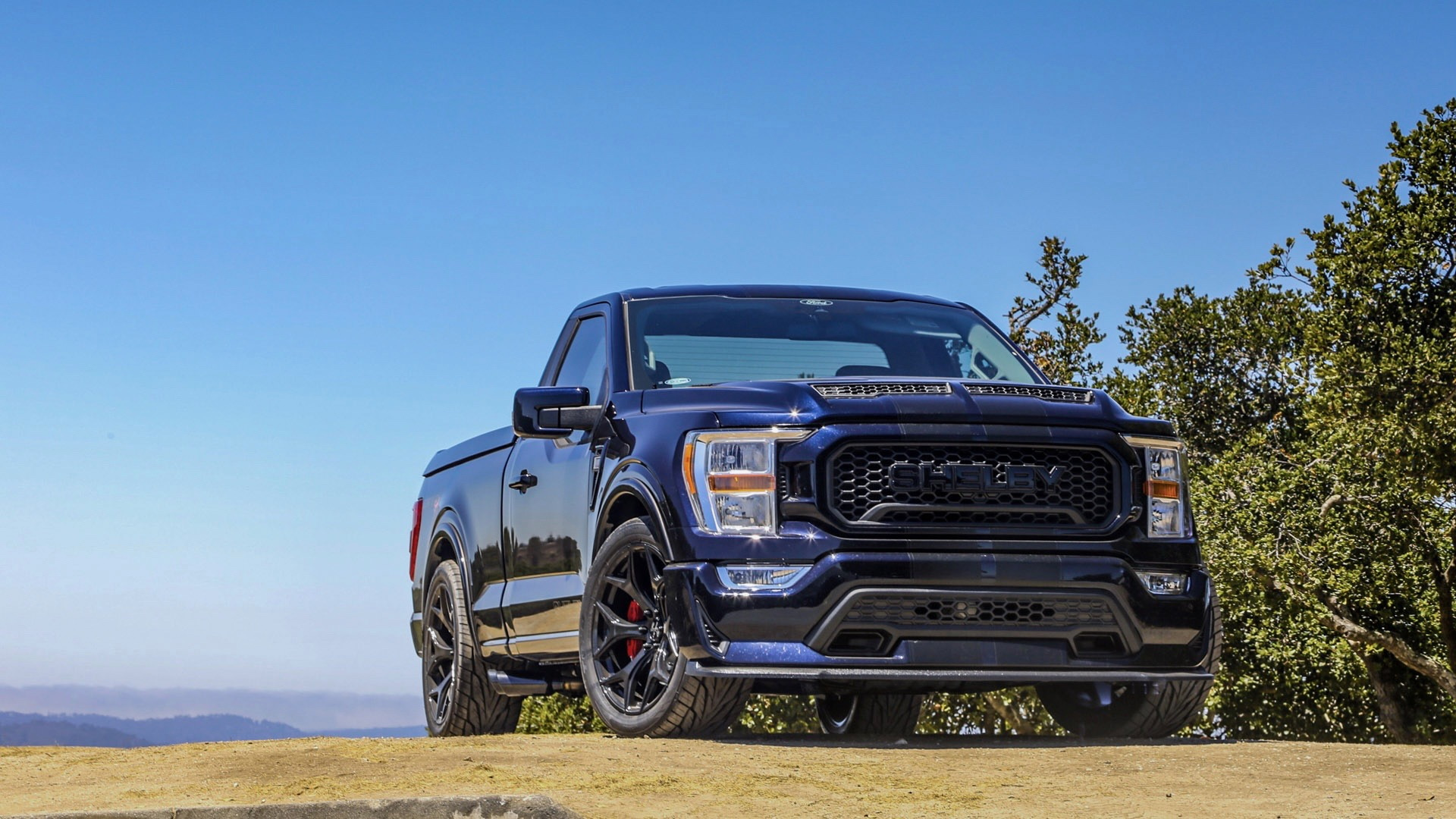 2021 Ford F-150 Shelby Super Snake