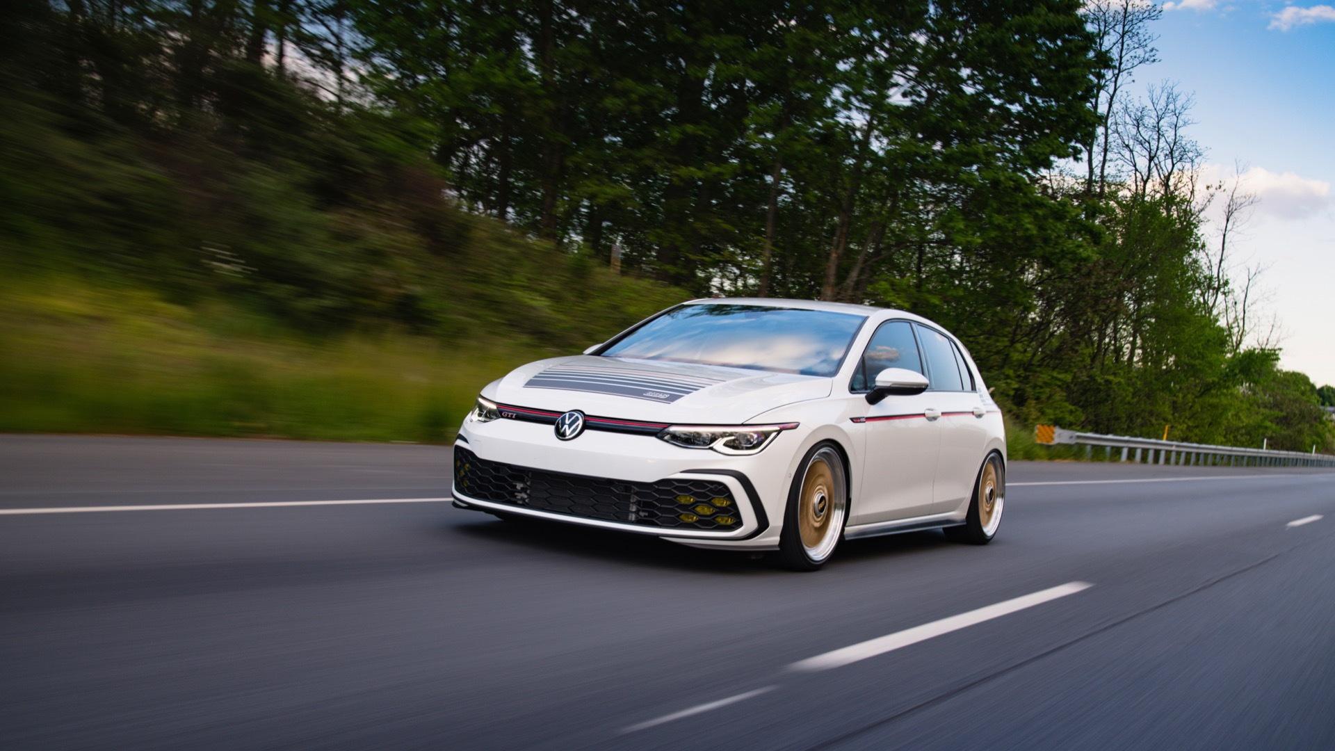 2022 Volkswagen Golf GTI BBS concept