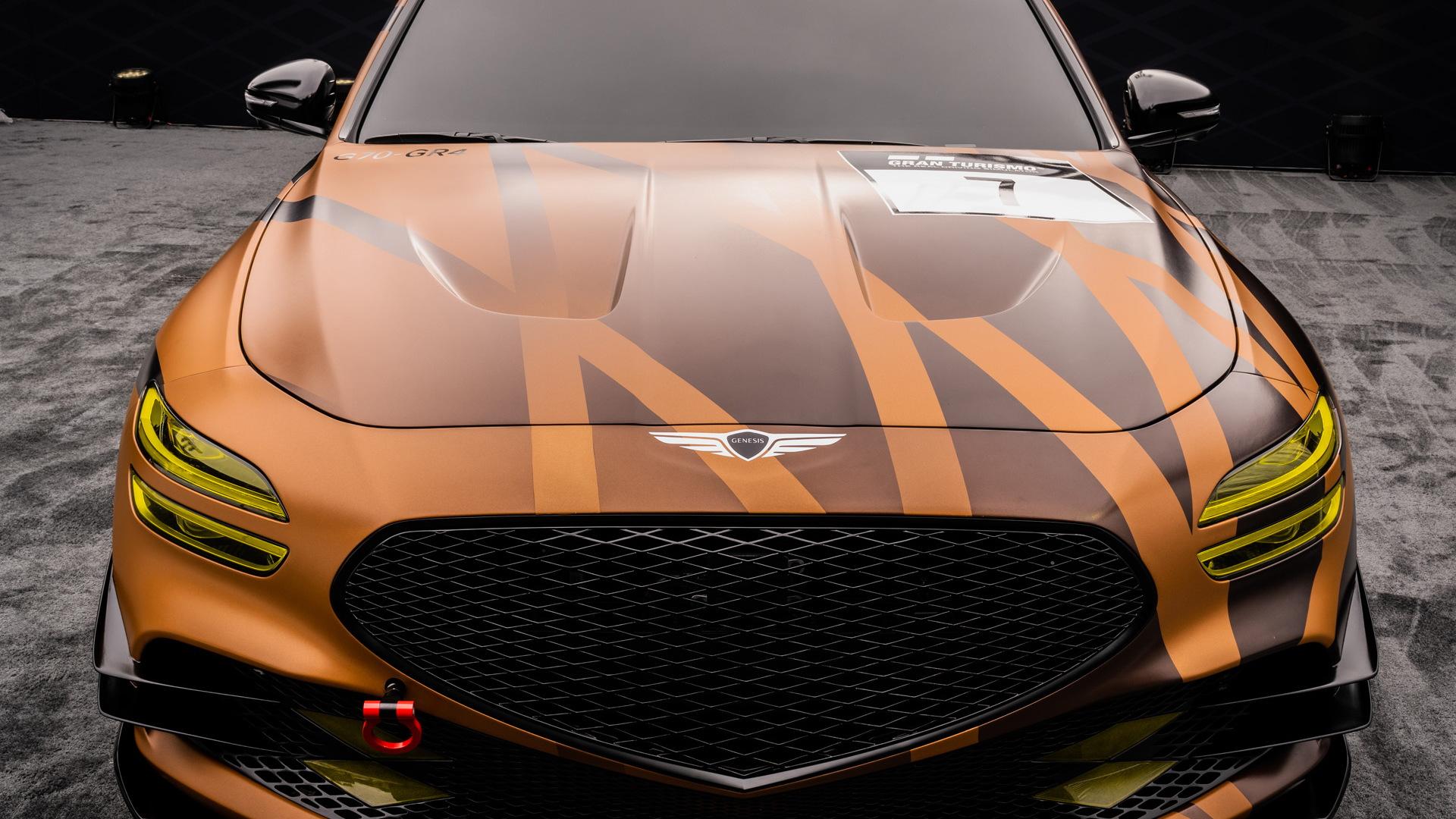 Genesis Gran Turismo concepts