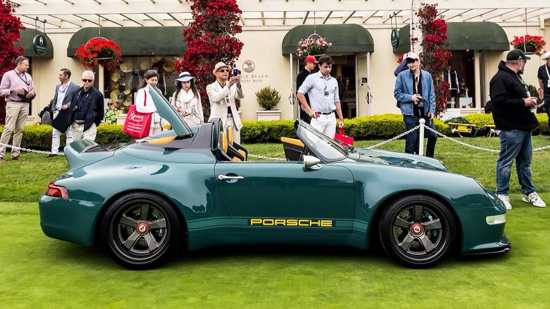 Gunther Werks 993 Speedster - 2021 Monterey Car Week