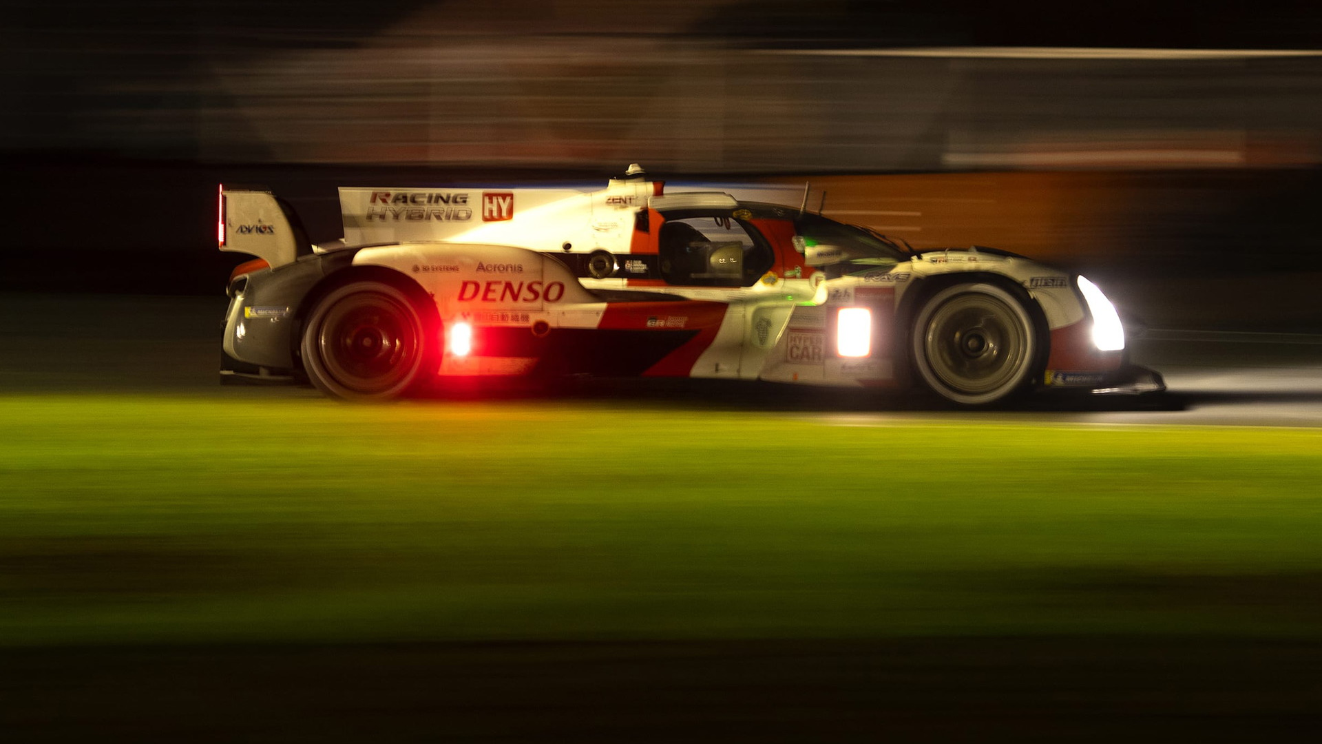 Toyota at the 2021 24 Hours of Le Mans
