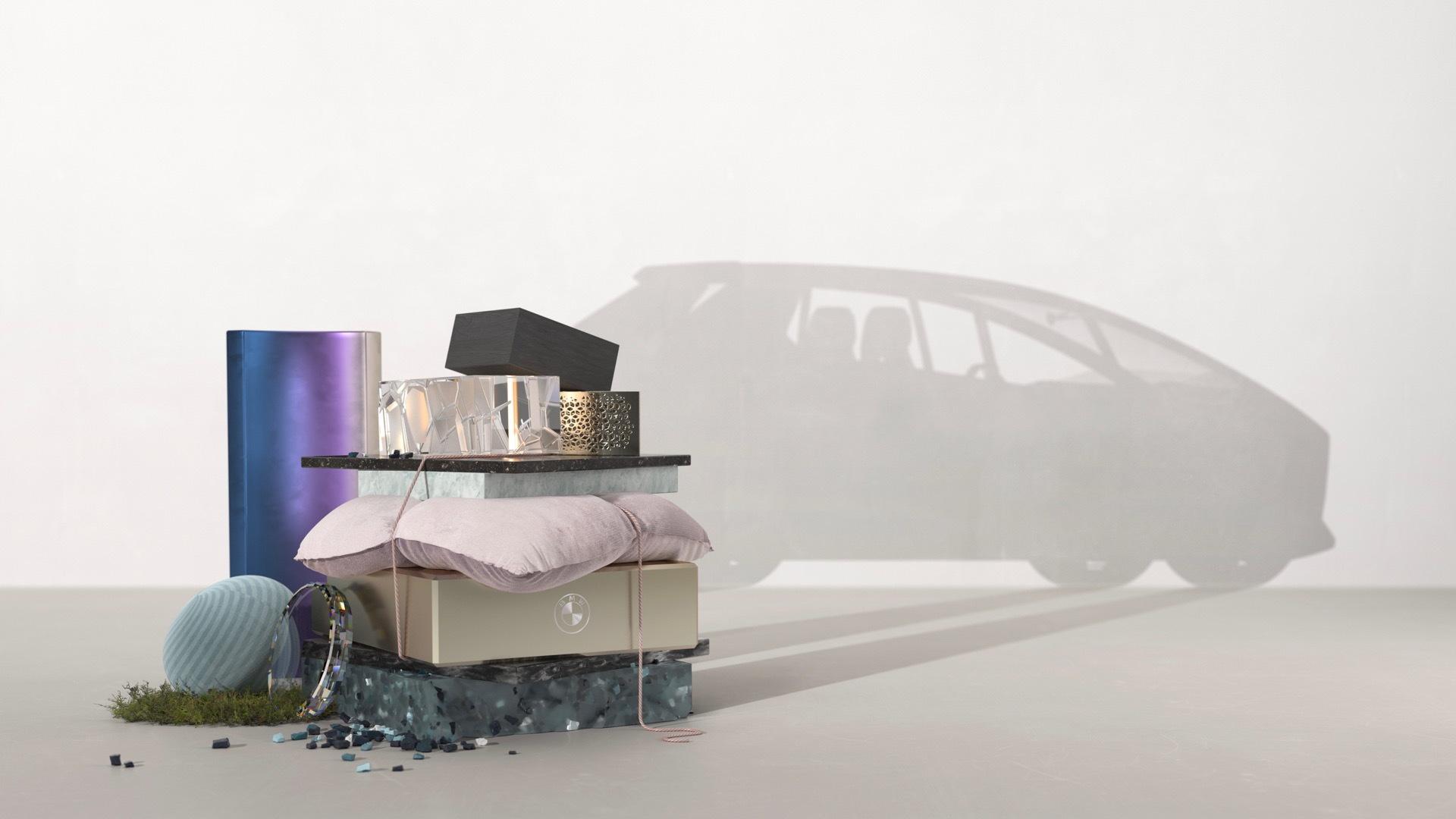 BMW i Vision Circular concept teaser