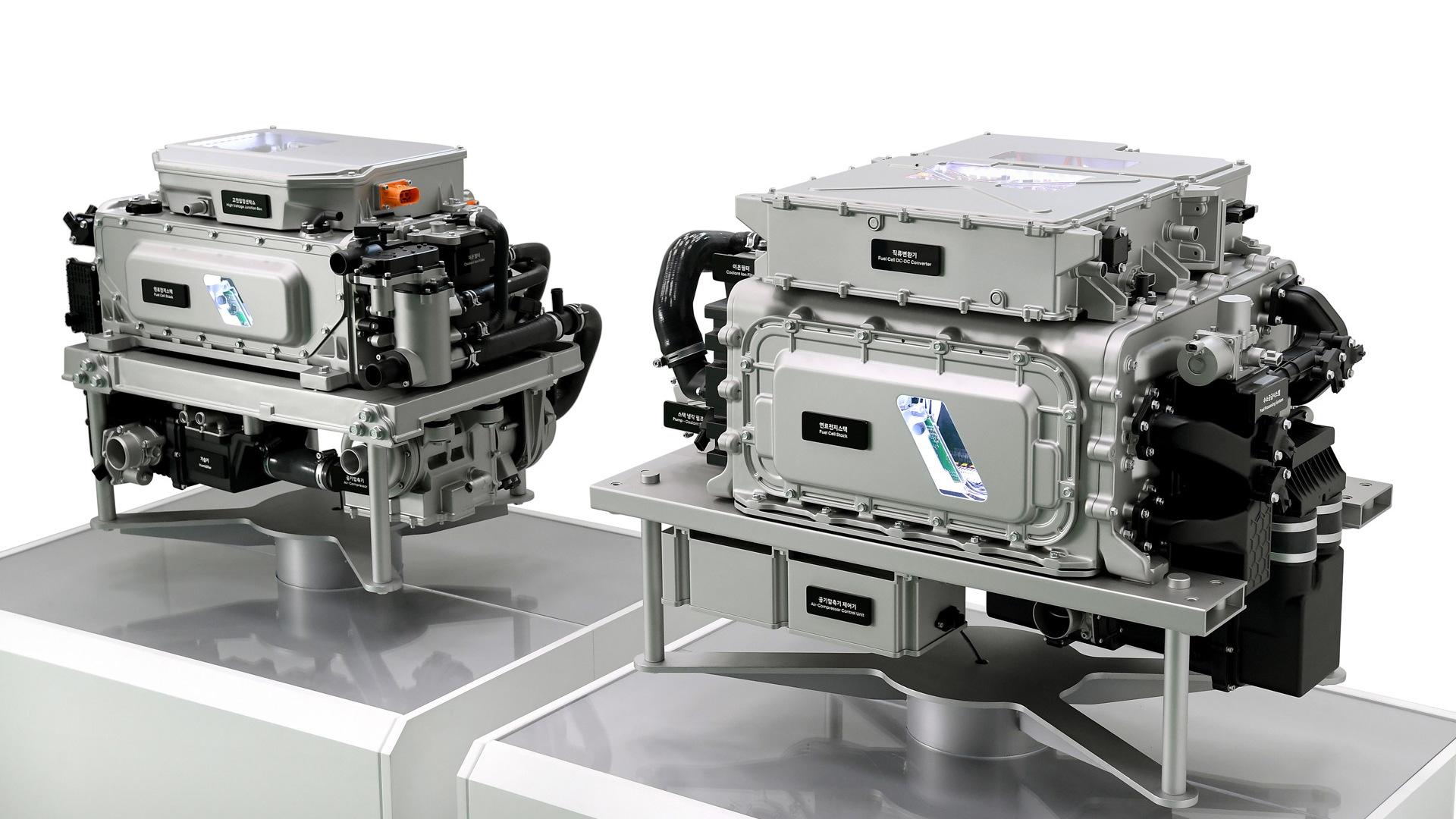 Hyundai fuel cell