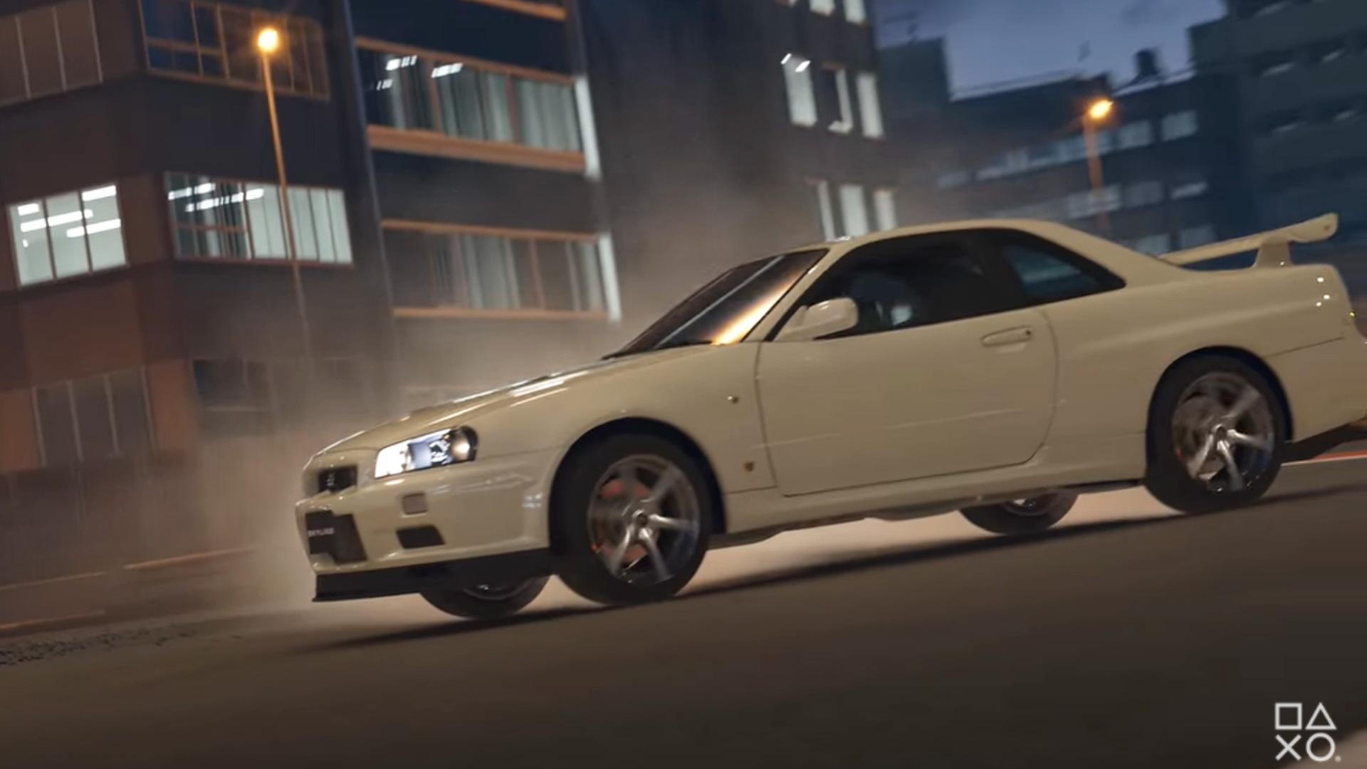 """Scene from 'Gran Turismo 7"""""""