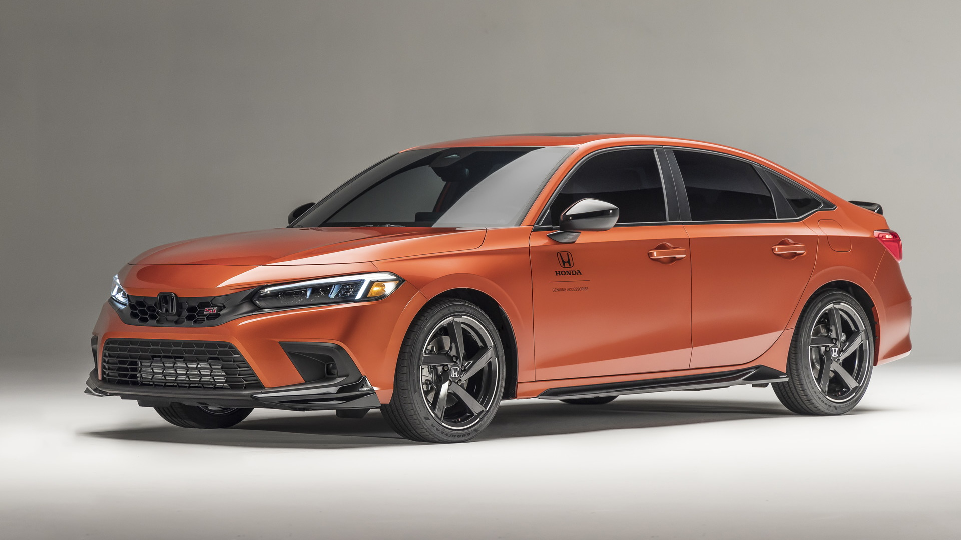 HPD 2022 Honda Civic Si - 2021 SEMA show