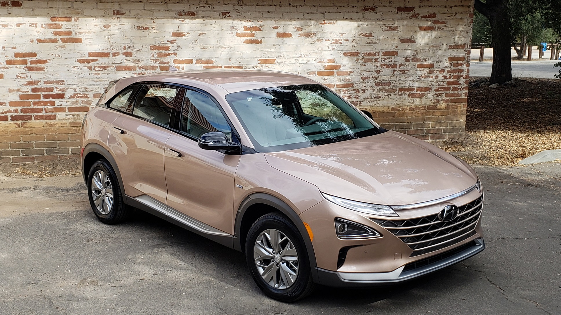 2019 Hyundai Nexo: first drive of 380-mile fuel-cell