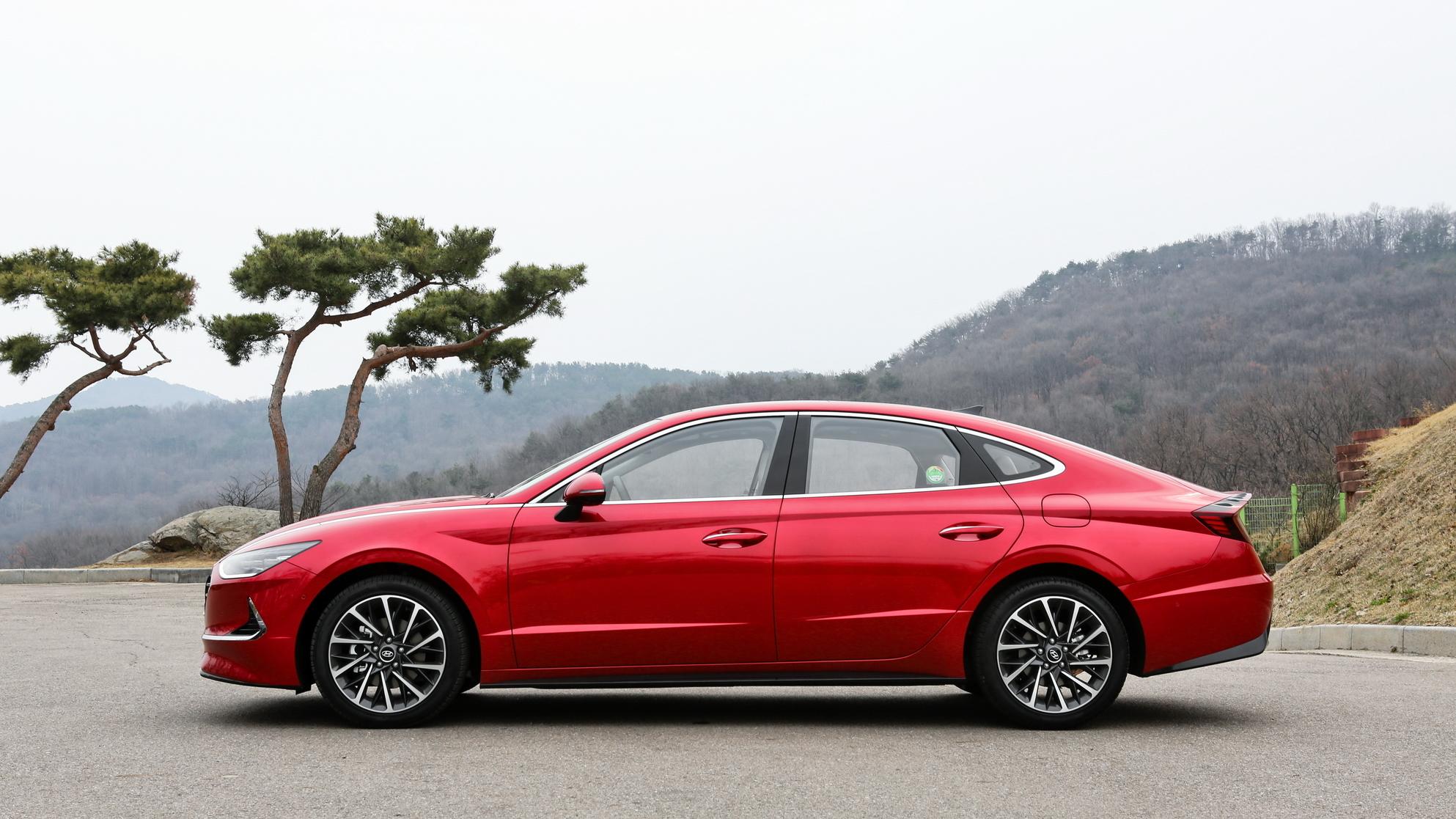2020 Hyundai Sonata will emit less with new valve-duration tech