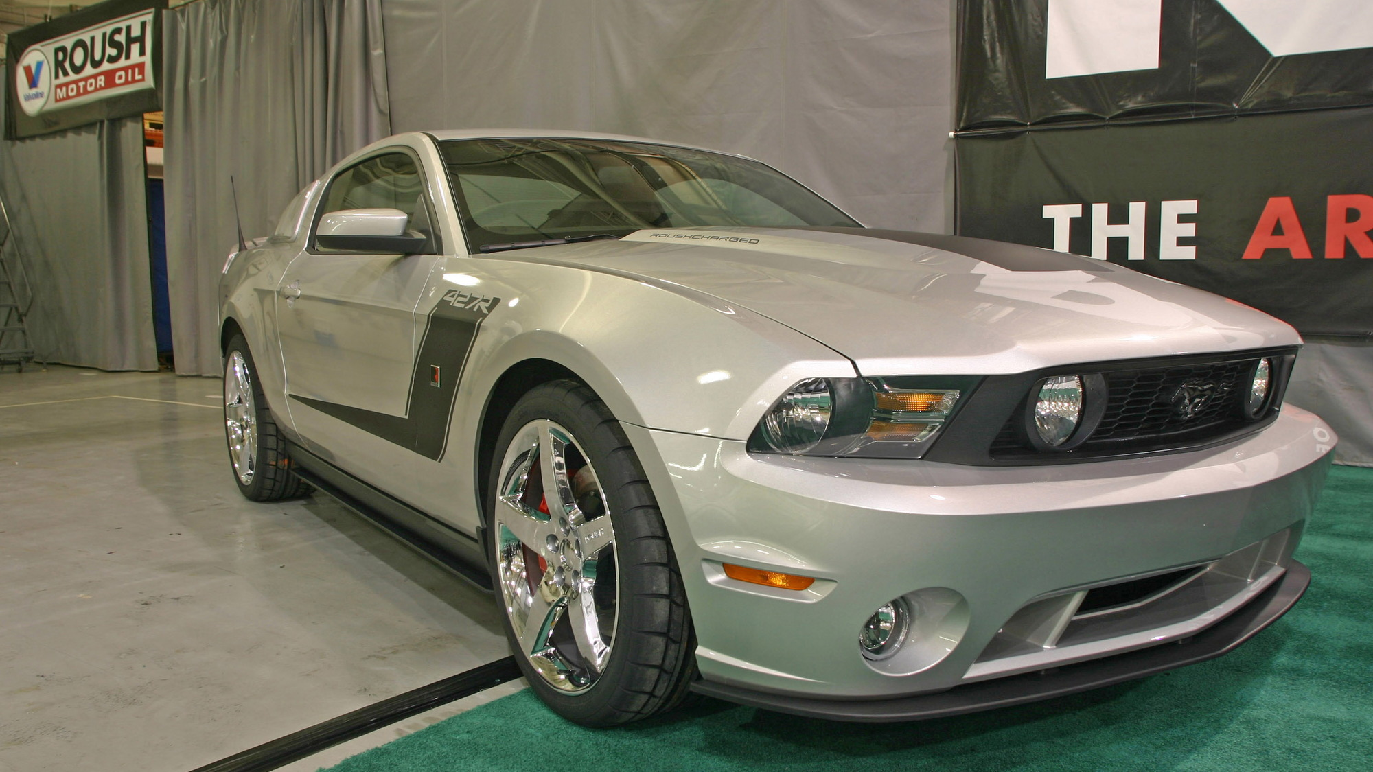 2010 Roush Mustang Coupe