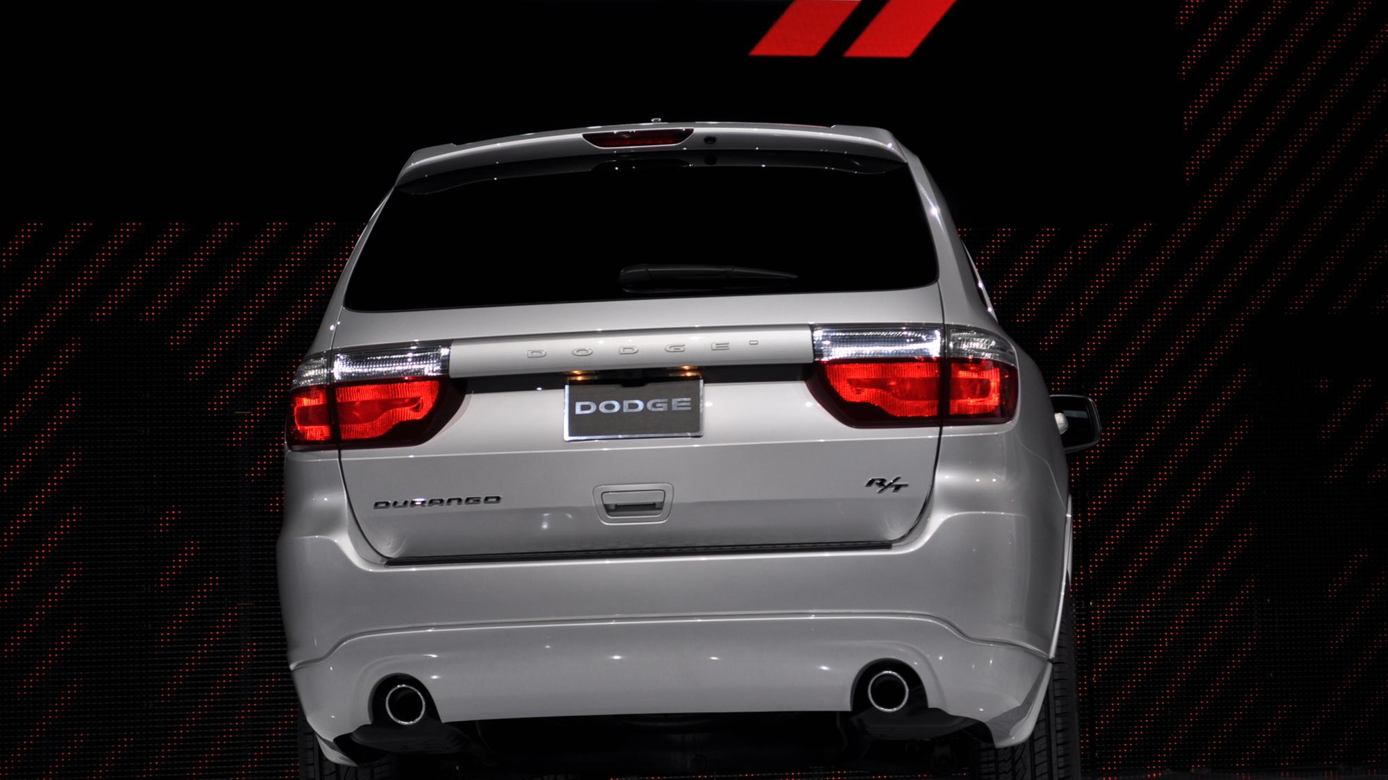 2011 Dodge Durango R/T