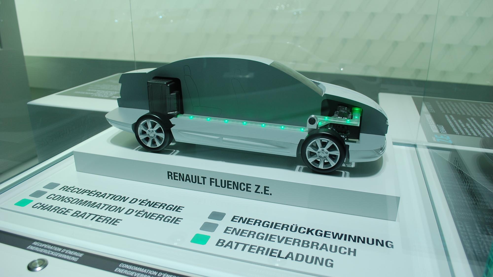 2012 Renault Fluence Z.E.