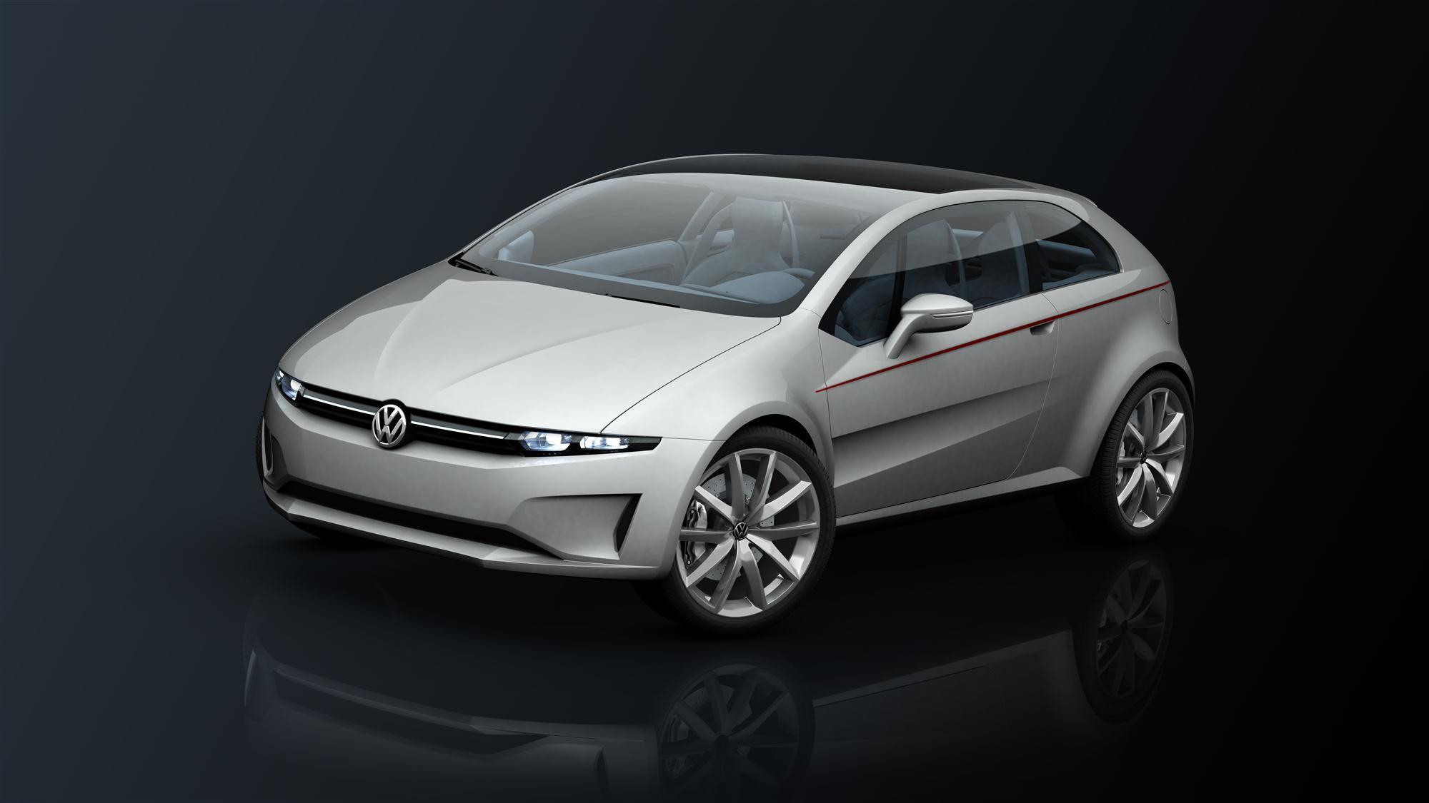 VW Italdesign Giugiaro Tex Concept