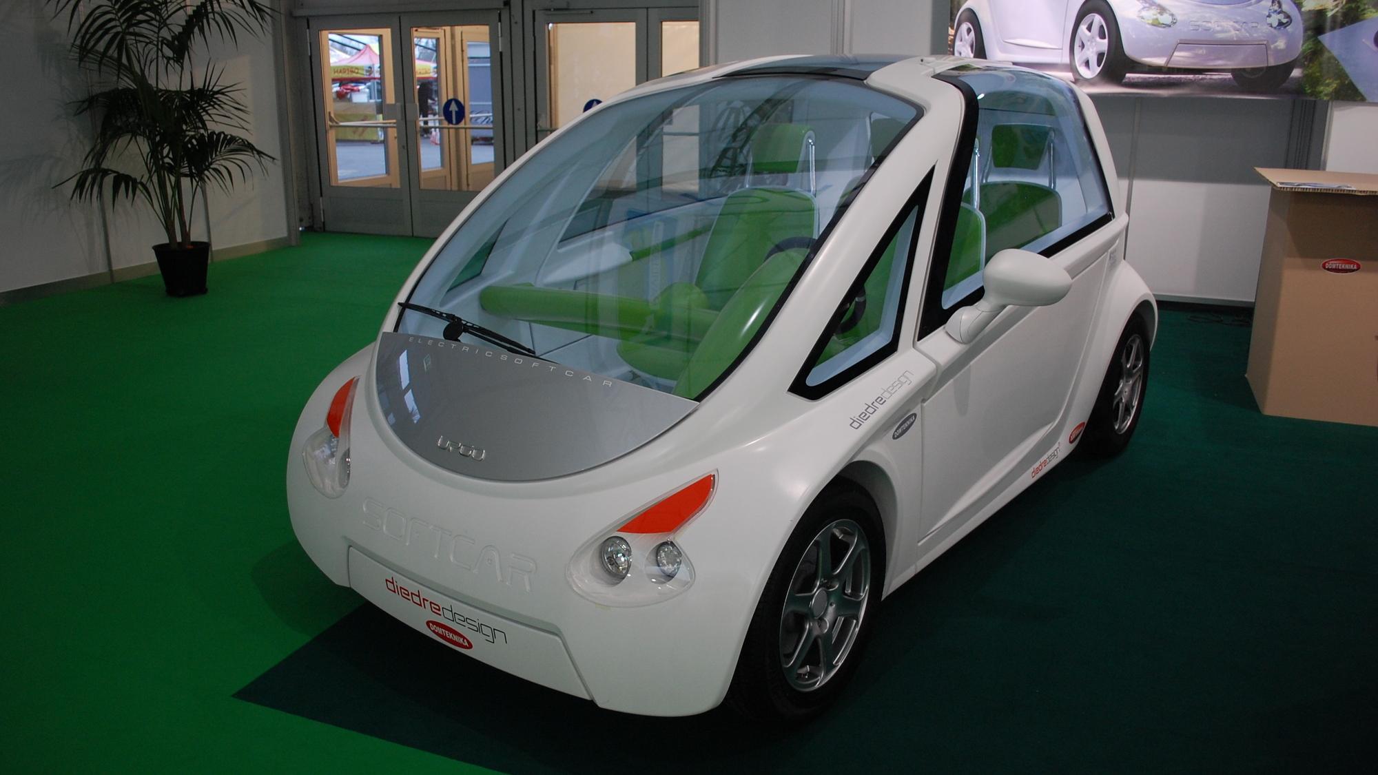 Domteknika EV concept, 2011 Geneva Motor Show