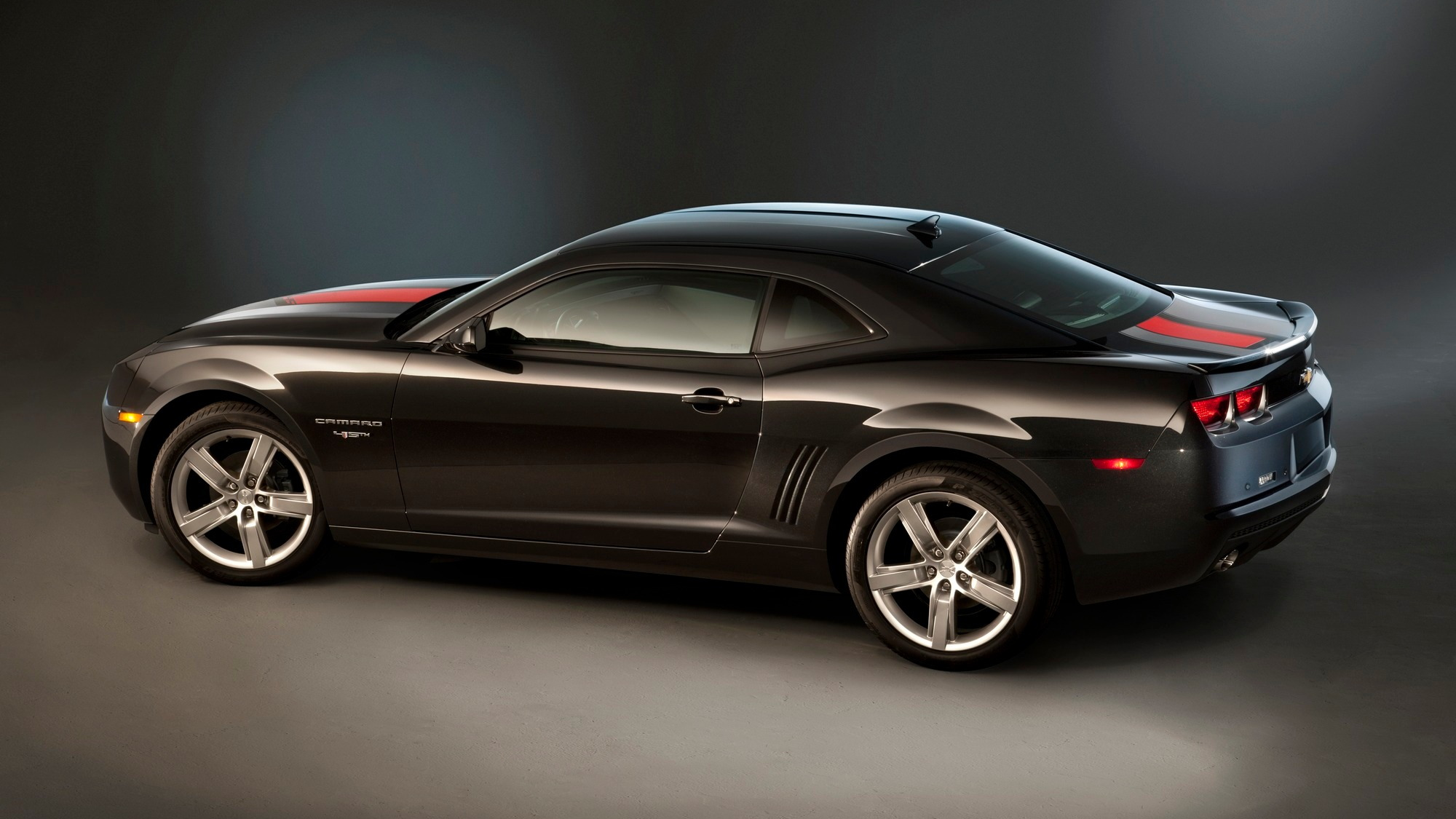 45th Anniversary Edition 2012 Chevrolet Camaro